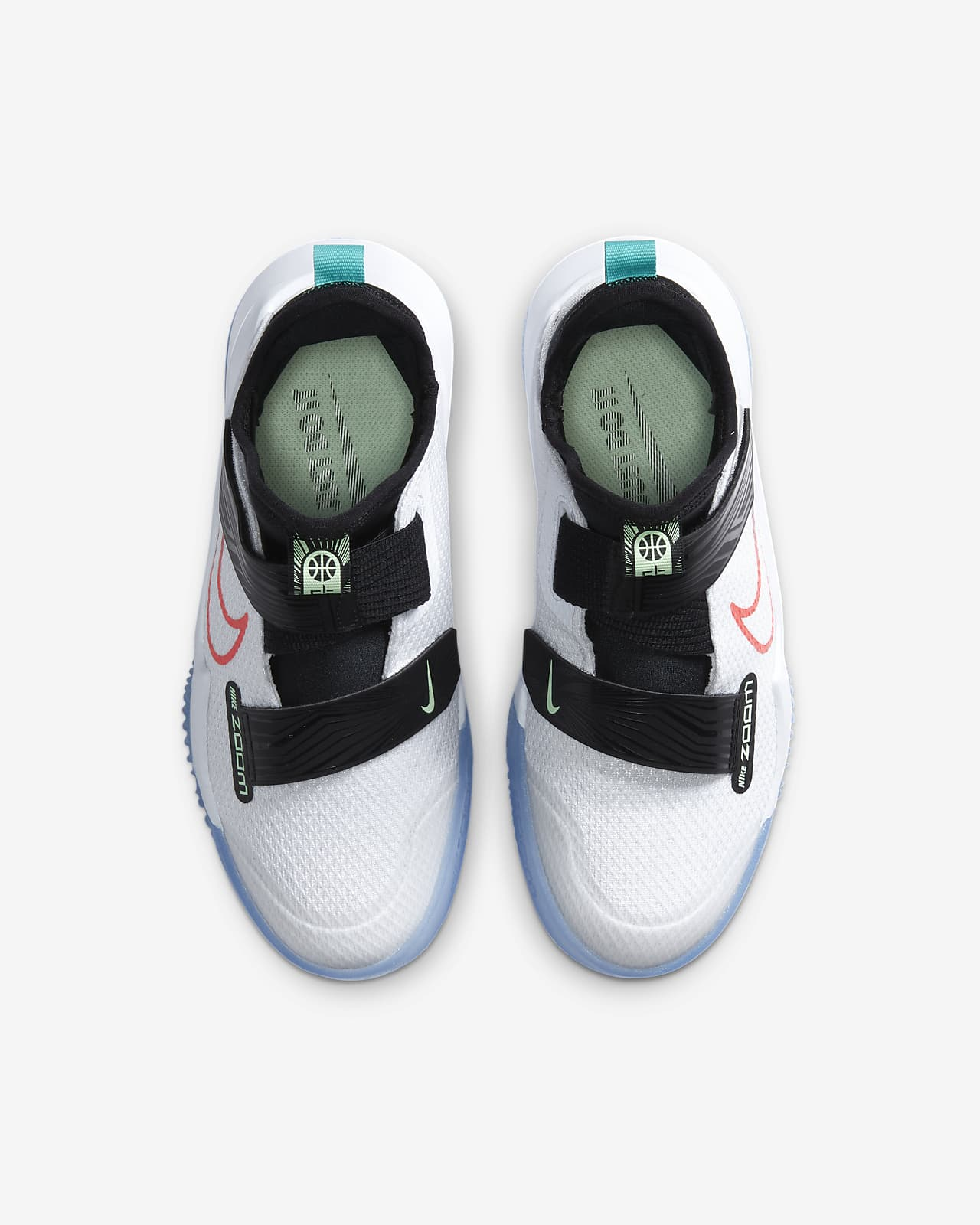 equipaje pulgada Misión  Nike Zoom Flight Zapatillas de baloncesto - Niño/a. Nike ES