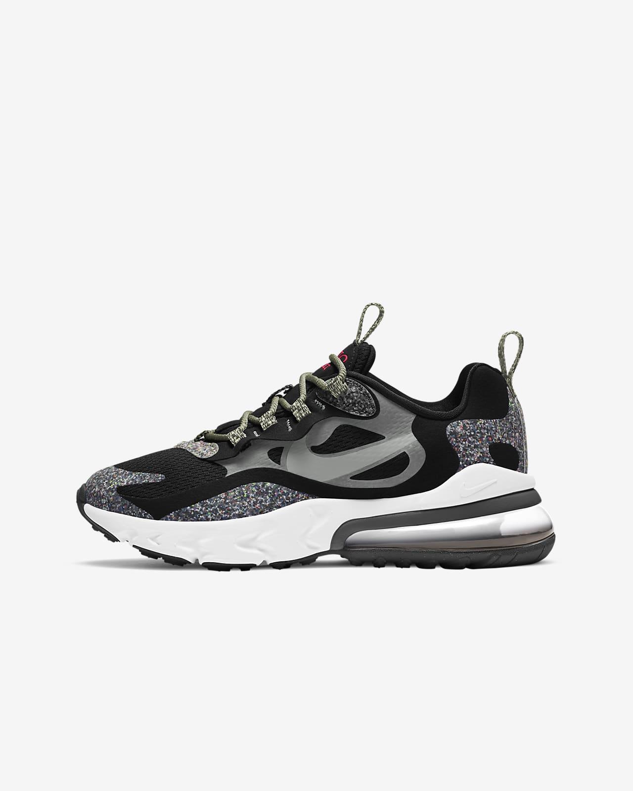รองเท้าเด็กโต Nike Air Max 270 React SE