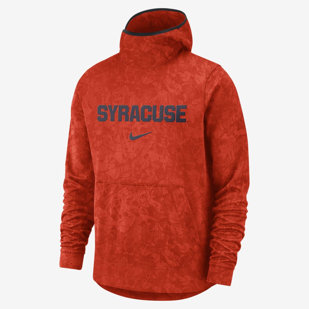 Nike College Dri-FIT Spotlight (Syracuse) Men's Pullover Hoodie