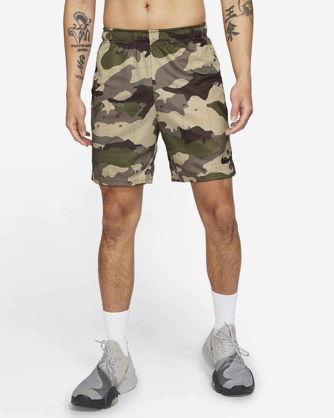 Nike Dri-FIT Men's Camo Training Shorts