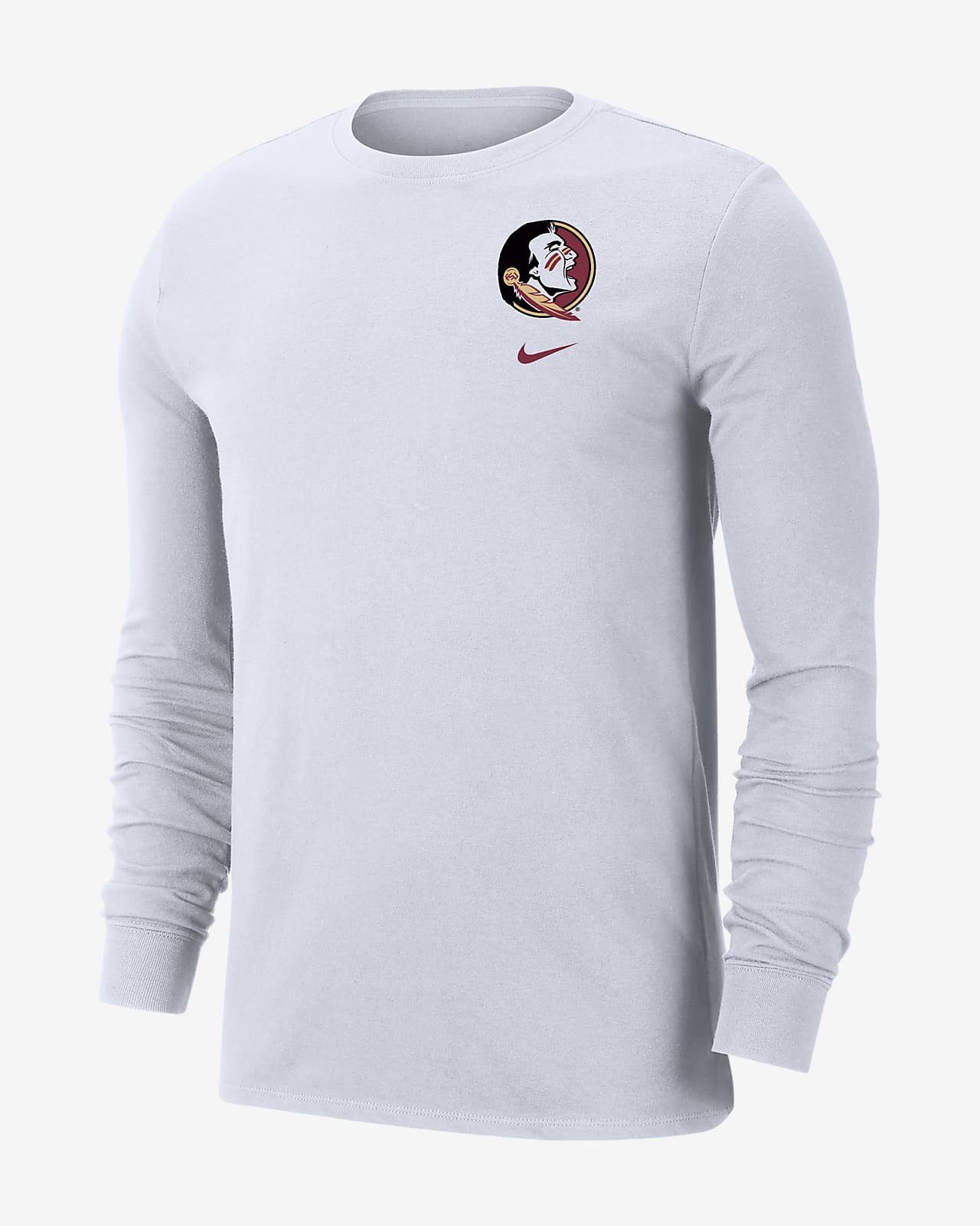 Nike College (Florida State) Men's Long-Sleeve T-Shirt