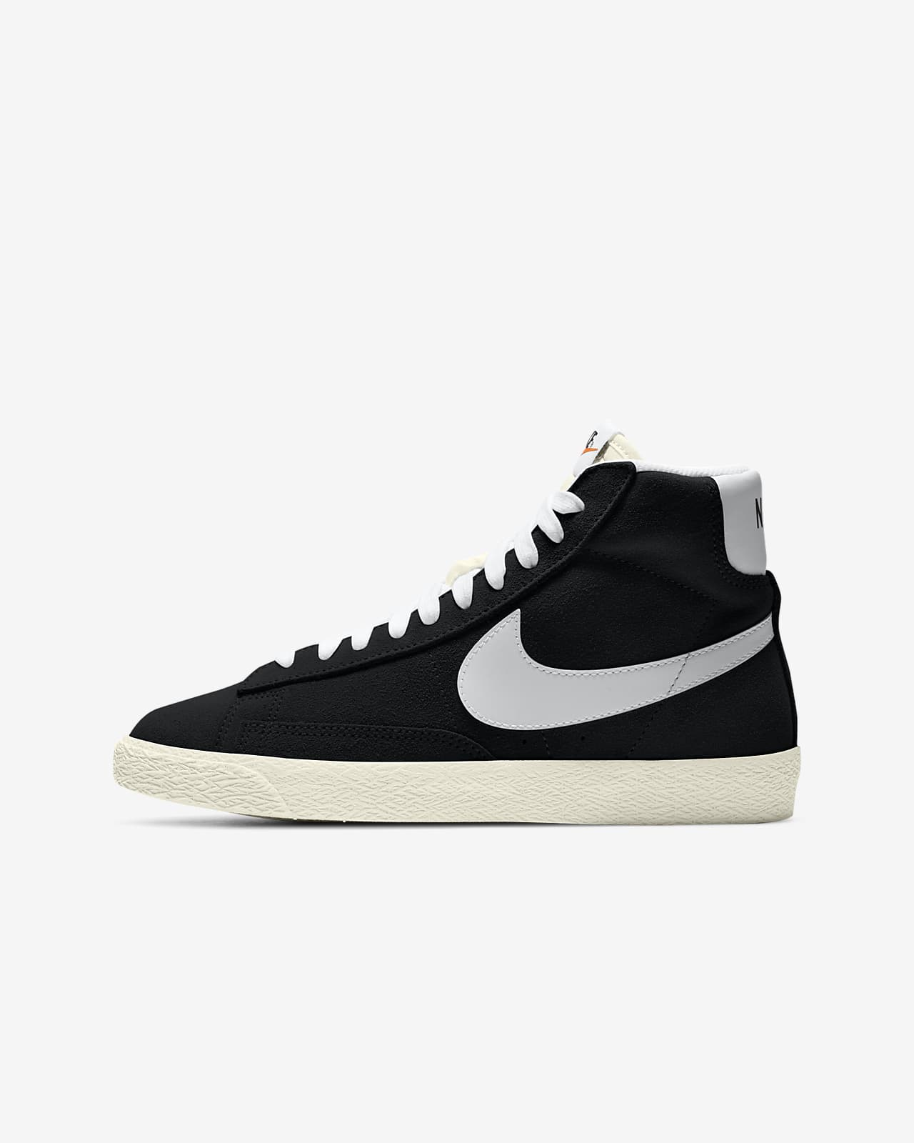 Nike Blazer Mid Suede Big Kids' Shoe