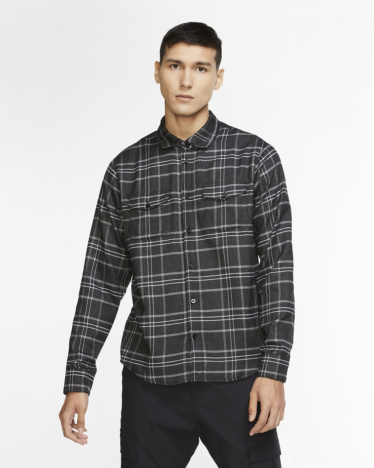 Nike SB Men's Flannel Skate Top