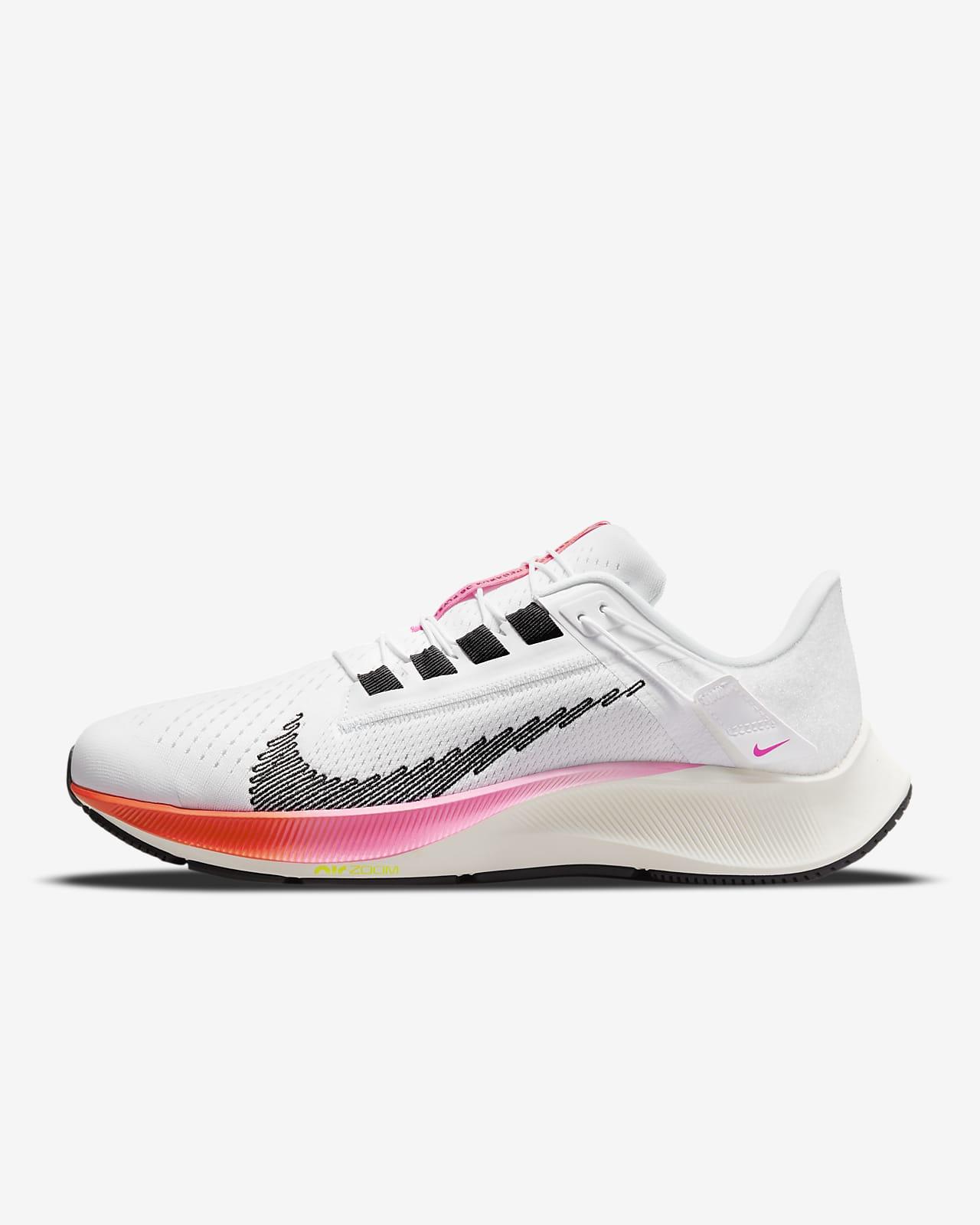 Chaussure de running sur route facile à enfiler Nike Air Zoom Pegasus 38 FlyEase pour Homme