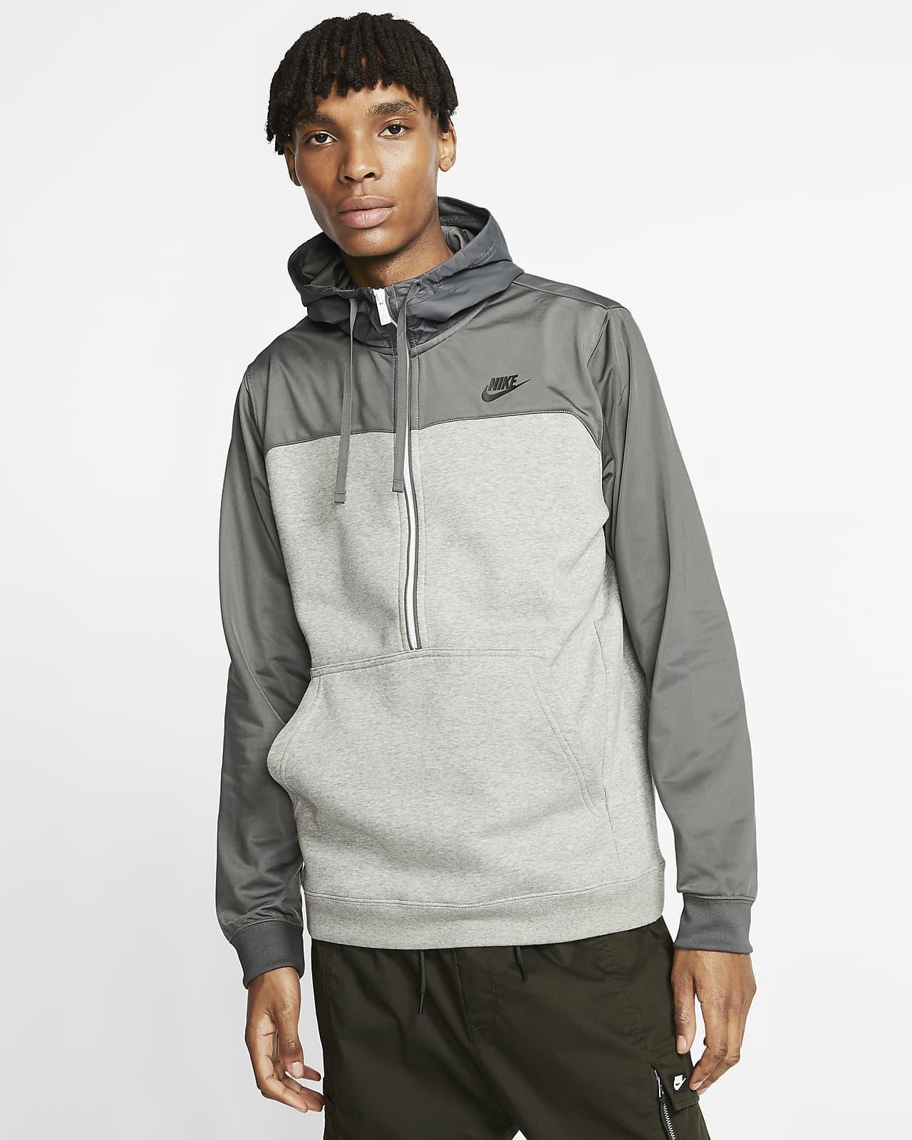 Sweat à capuche en tissu Fleece Nike Air pour Homme. Nike FR