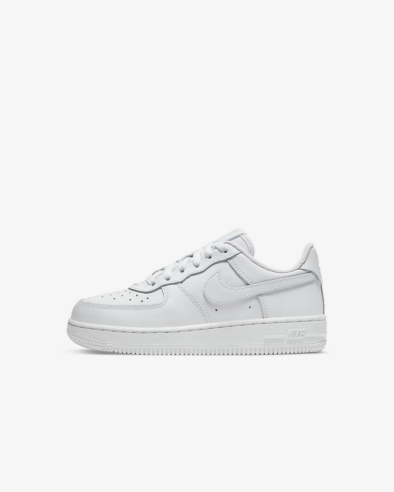 Nike Force 1-sko til små børn