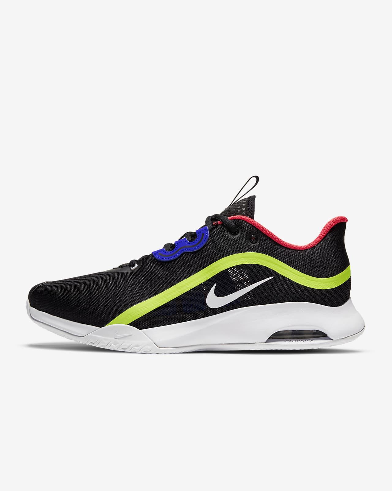 Tennissko för hårt underlag NikeCourt Air Max Volley för män