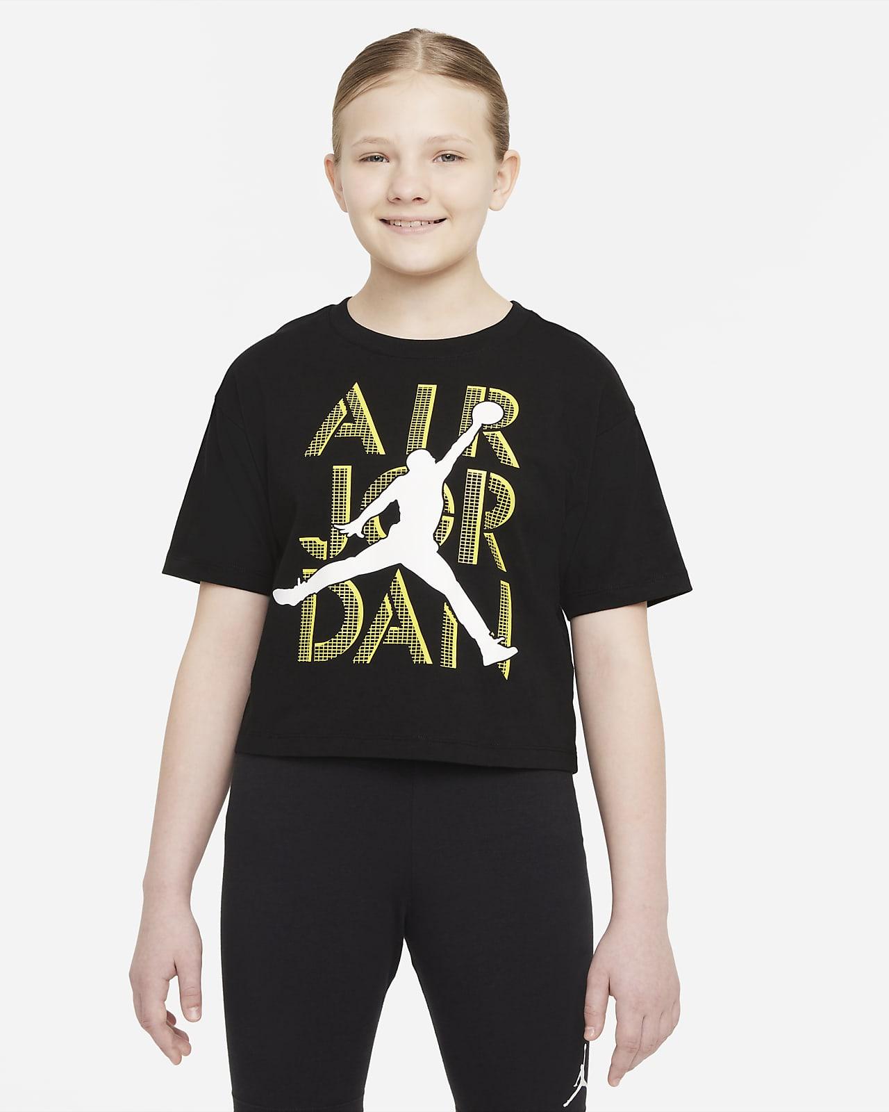 Tee-shirt Jordan pour Fille plus âgée