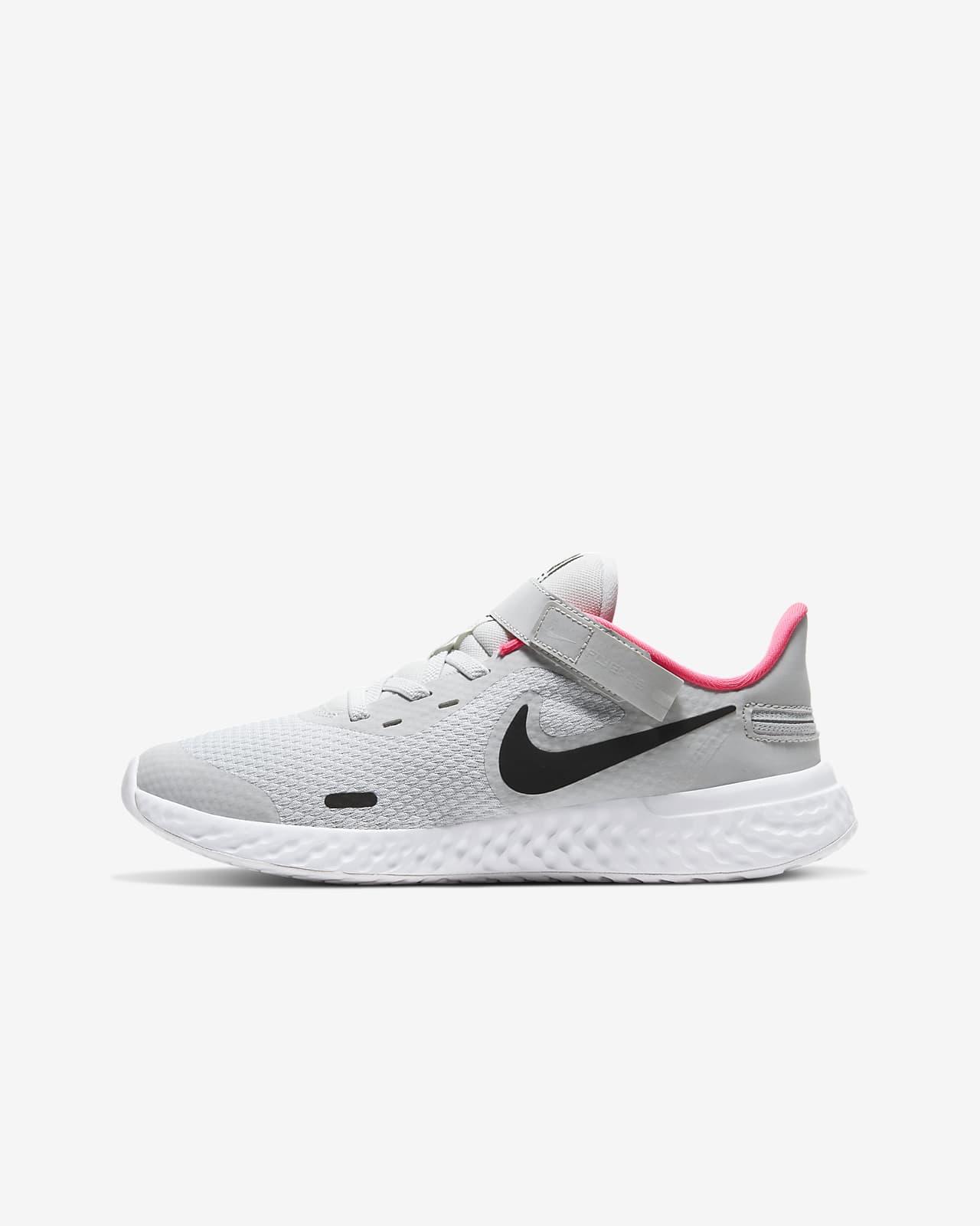 Nike Revolution 5 FlyEase Hardloopschoen voor kids