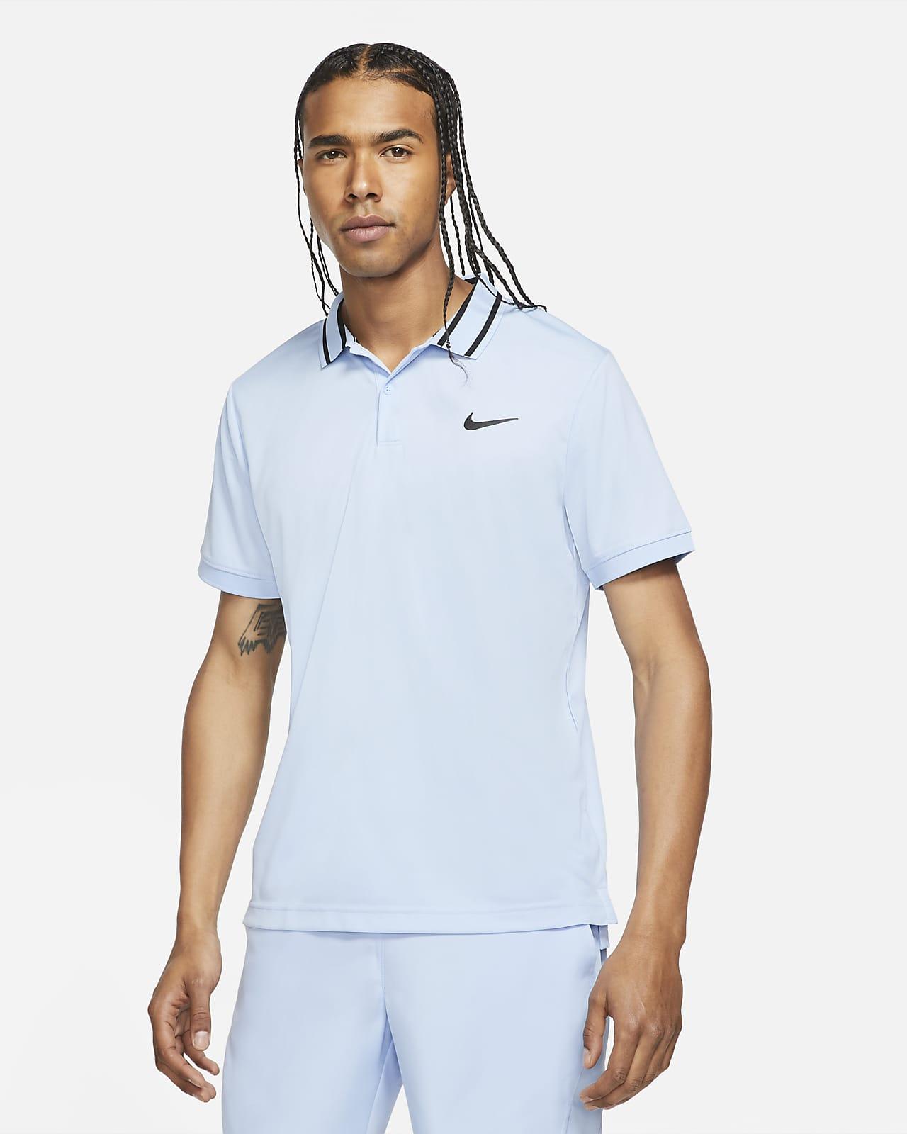 Polo de tennis NikeCourt Dri-FIT Victory pour Homme
