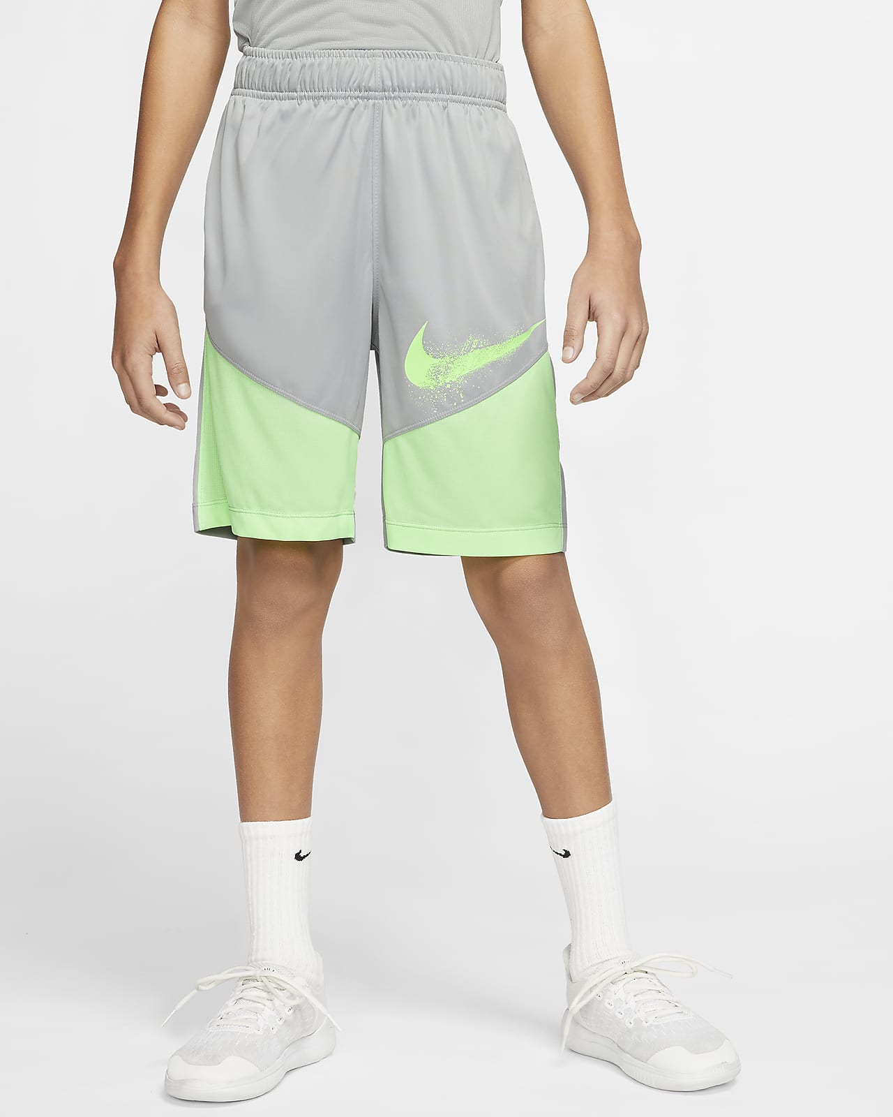 Nike Big Kids' (Boys') Graphic Training Shorts