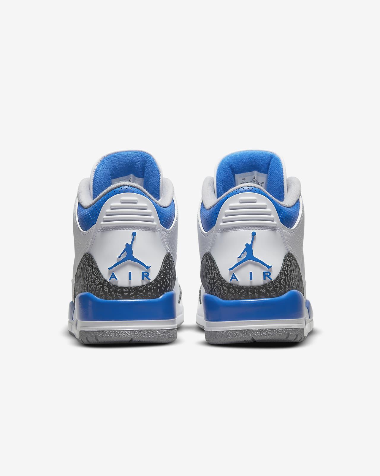 Air Jordan 3 Retro Shoe. Nike ID