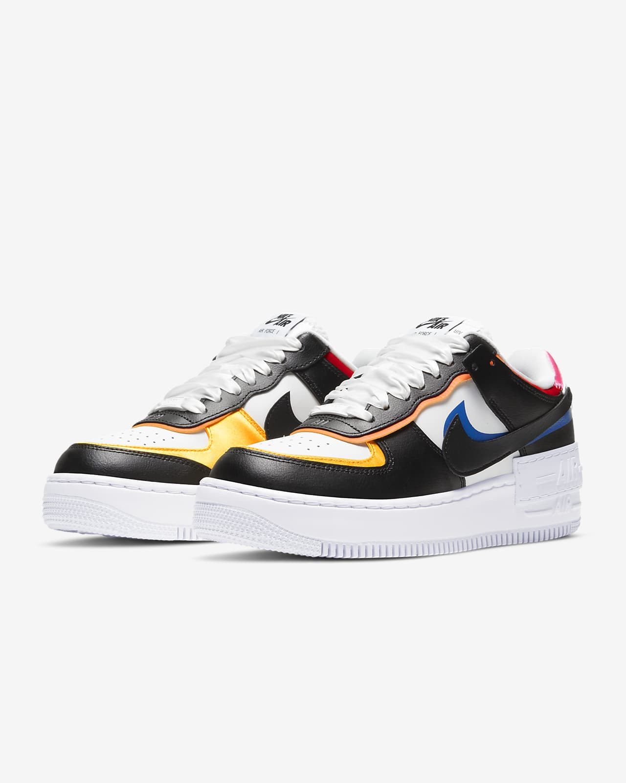 Nike Air Force 1 Shadow Women S Shoe Nike Lu Nike air force 1 high '07 premium. nike air force 1 shadow women s shoe