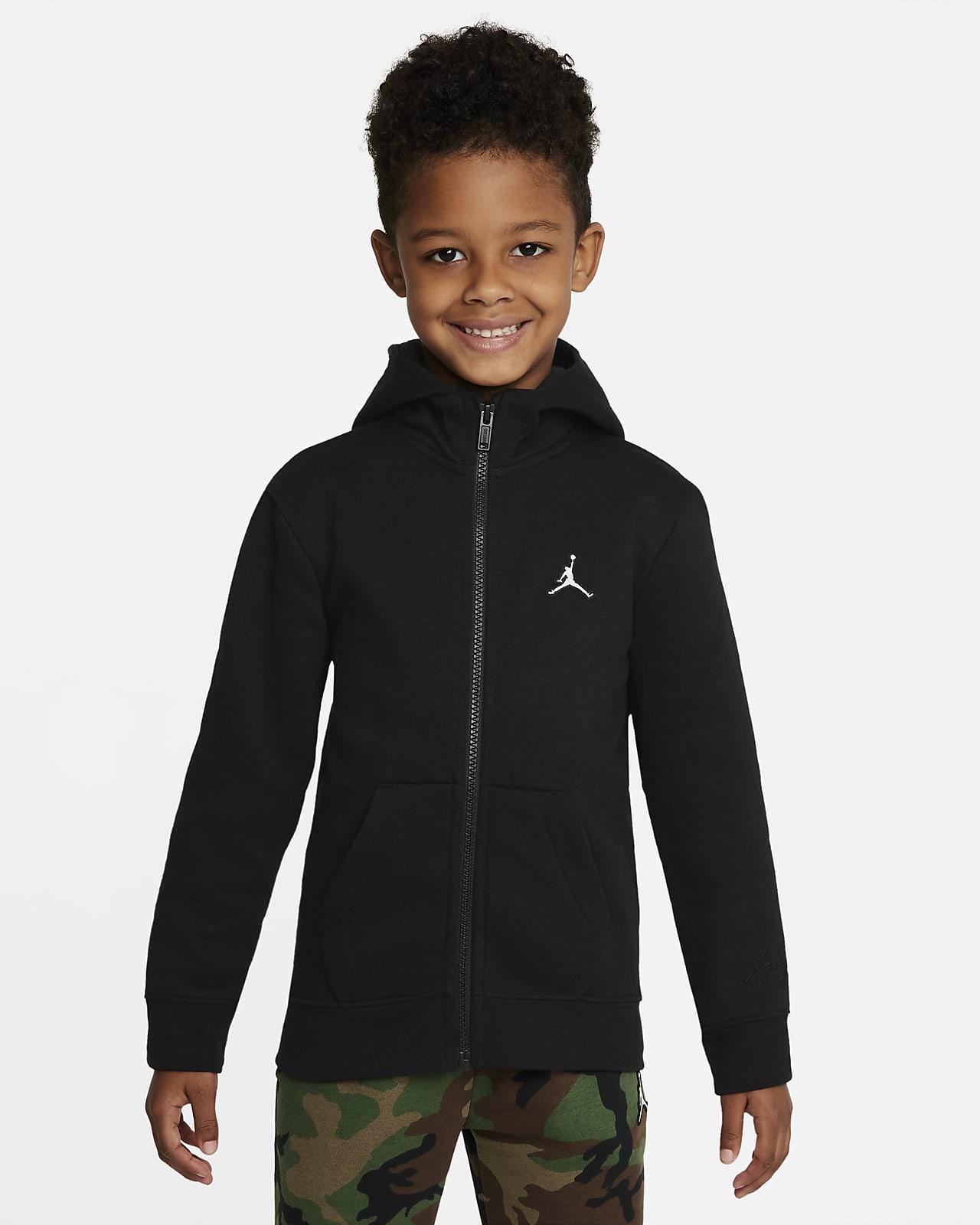 Jordan Little Kids' Full-Zip Hoodie