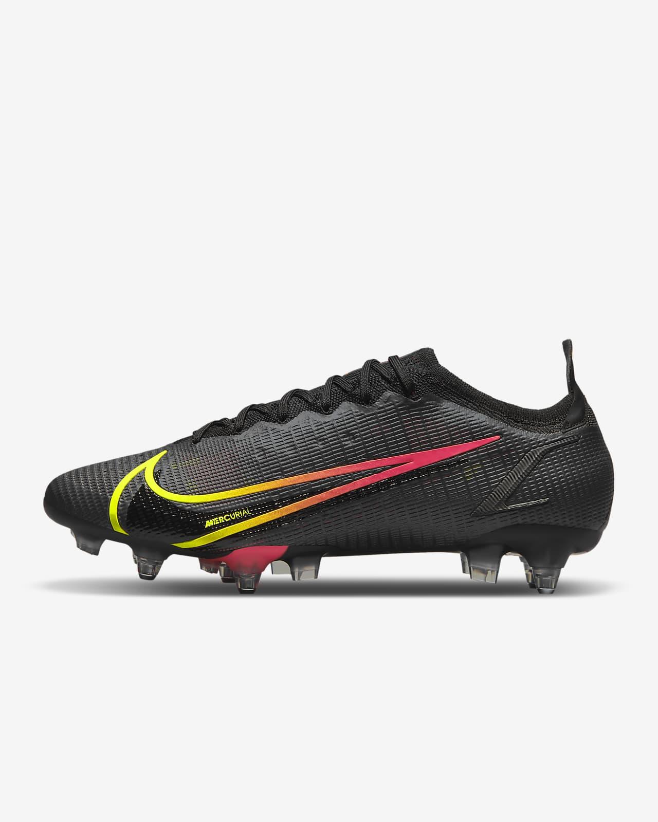 Chaussure de football à crampons pour terrain gras Nike Mercurial Vapor 14 Elite SG-Pro AC