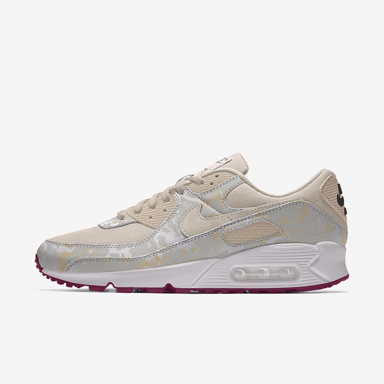 Nike Air Max 1 By You tilpasset sko til herre. Nike NO