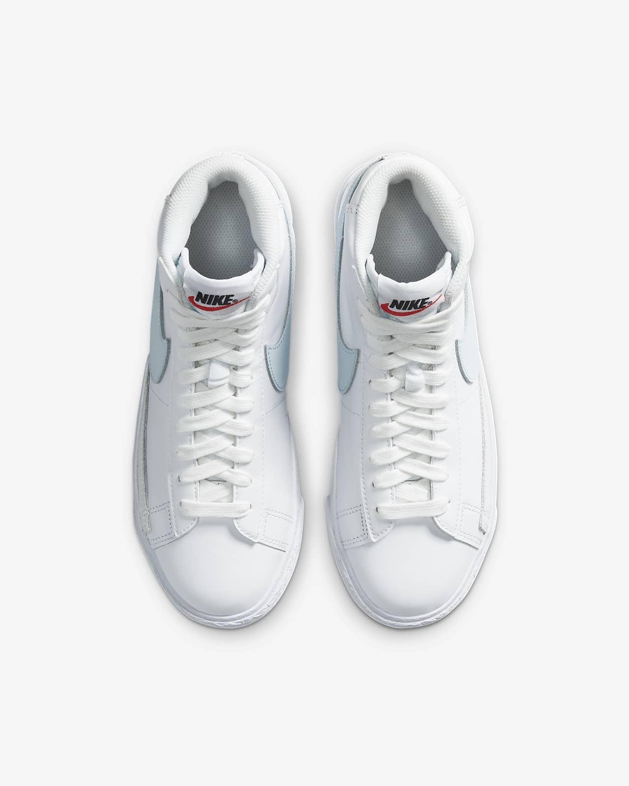 nike chaussure enfant garcons blanche 80
