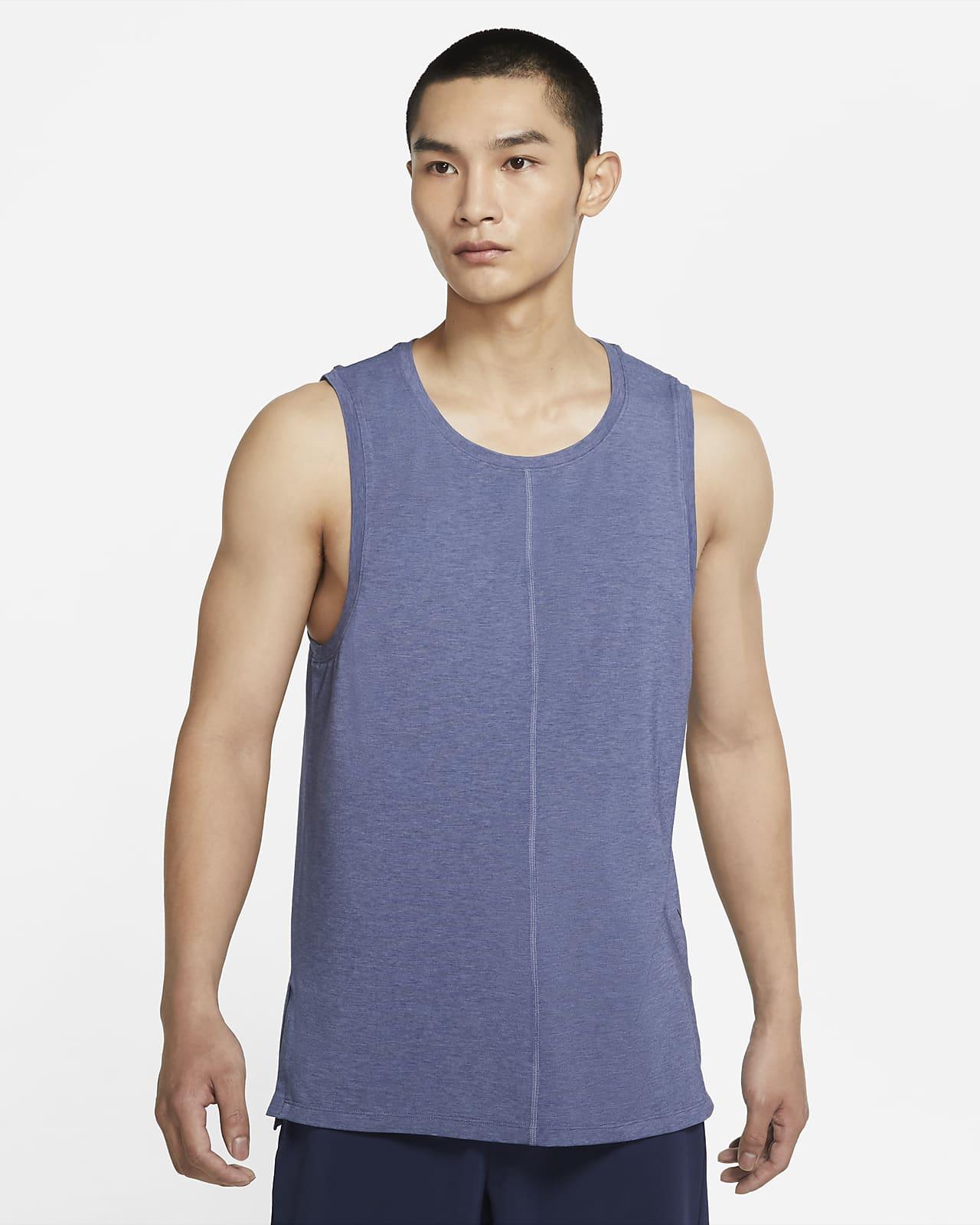 Nike Yoga 男子背心