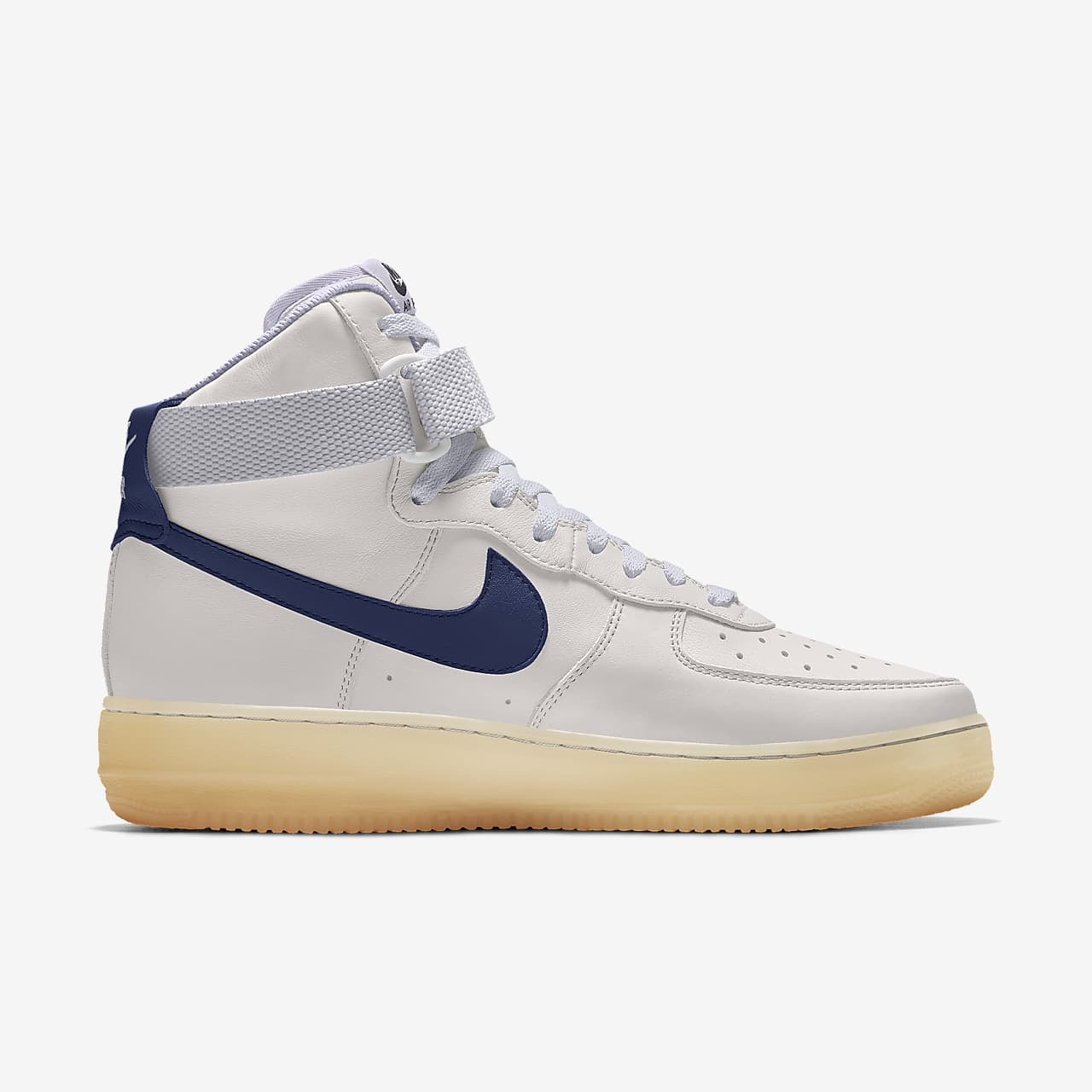 Chaussure personnalisable Nike Air Force 1 High By You pour Homme