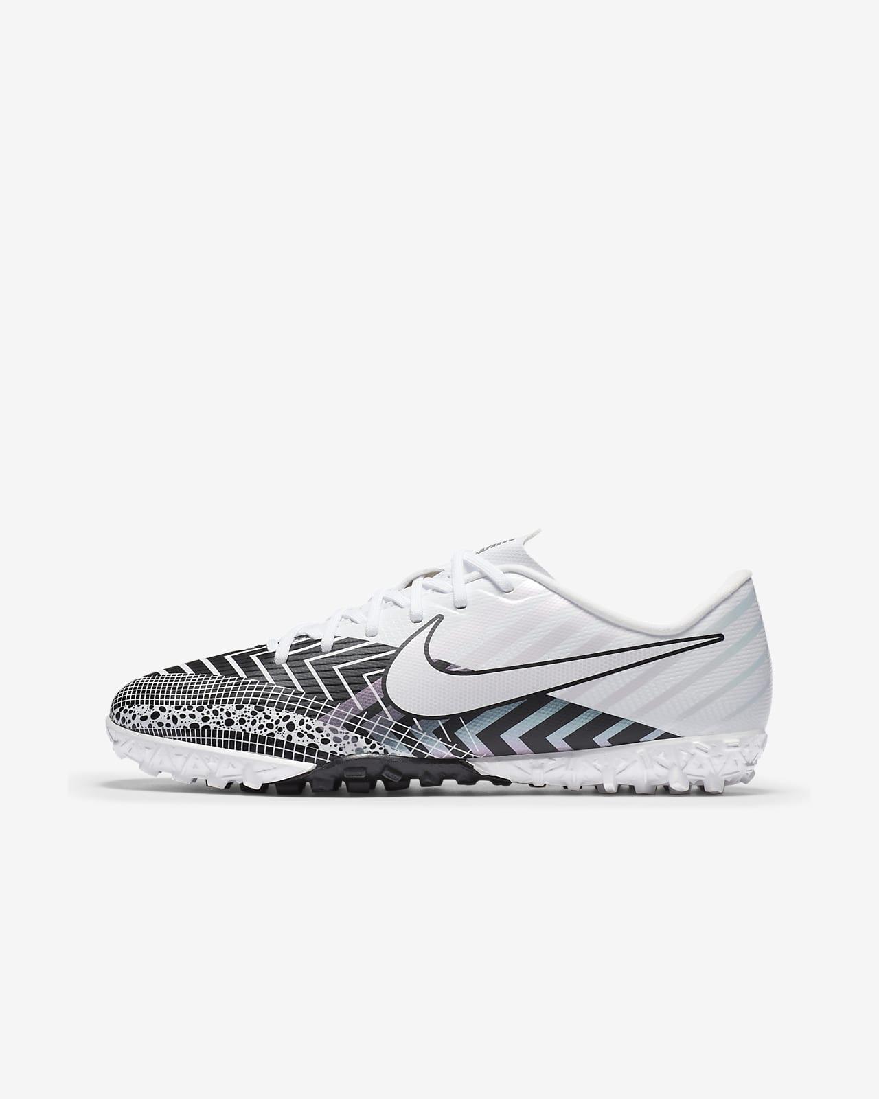 Fotbollssko för grusturf Nike Jr. Mercurial Vapor 13