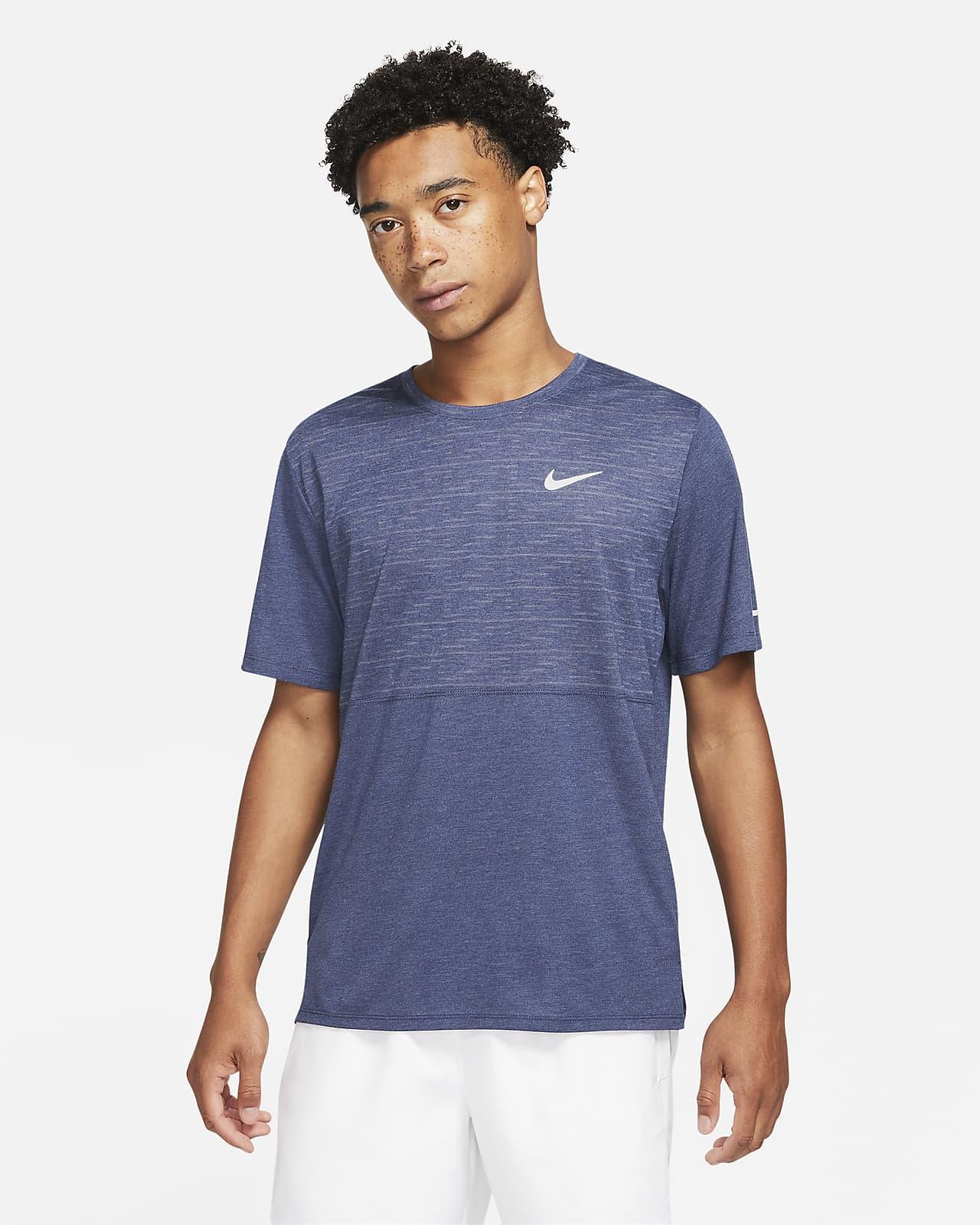 Nike Dri-FIT Run Division Miler Men's Short-Sleeve Running Top