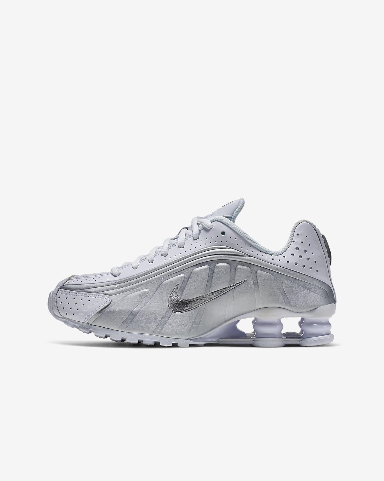 Nike Shox R4 Older Kids' Shoe. Nike NO