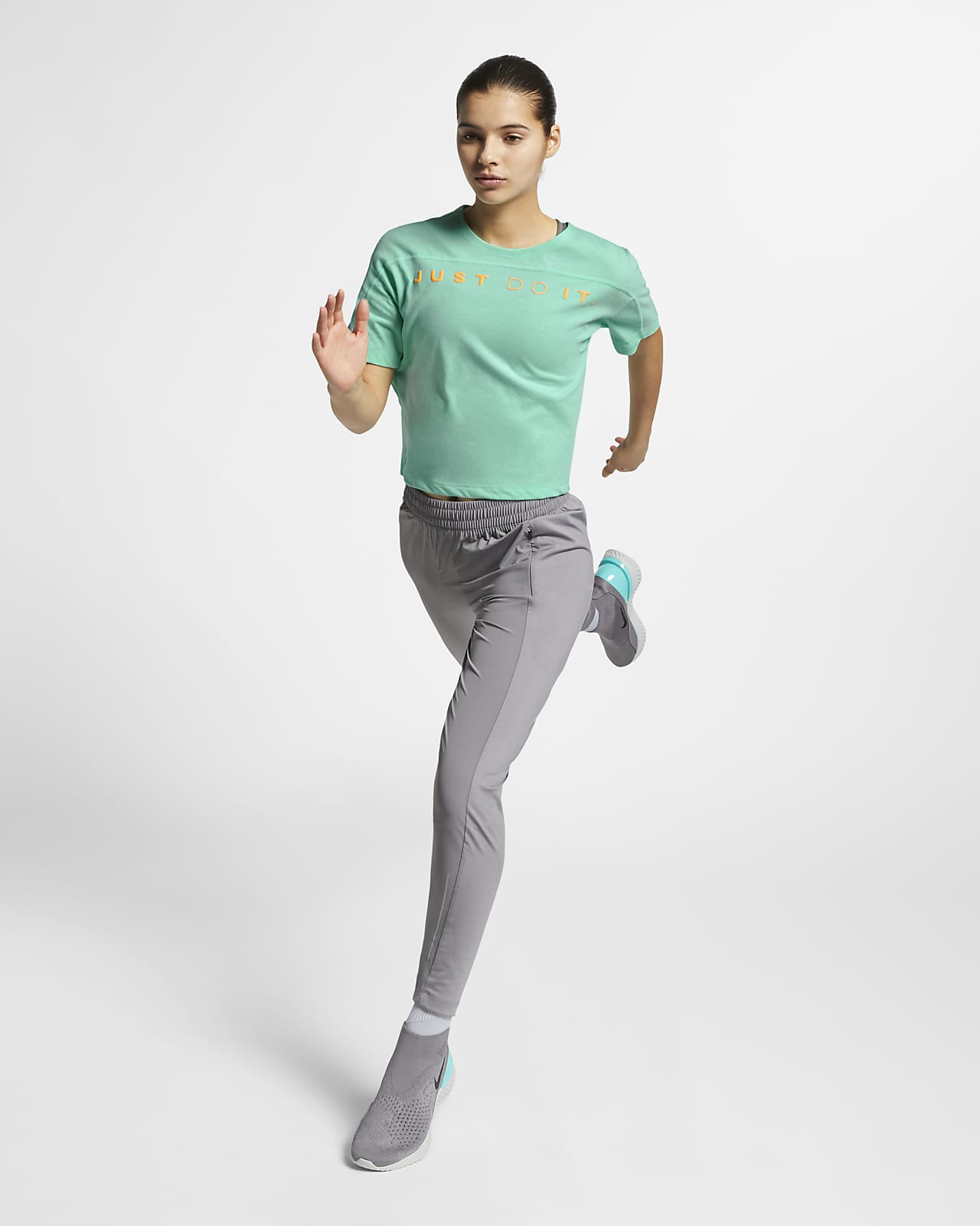 Nike Dri-FIT Miler Women's Short-Sleeve