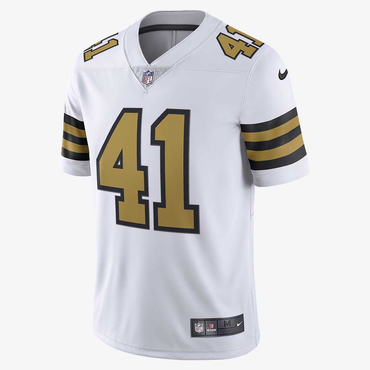 NFL New Orleans Saints Limited (Alvin Kamara) Men's Football Jersey