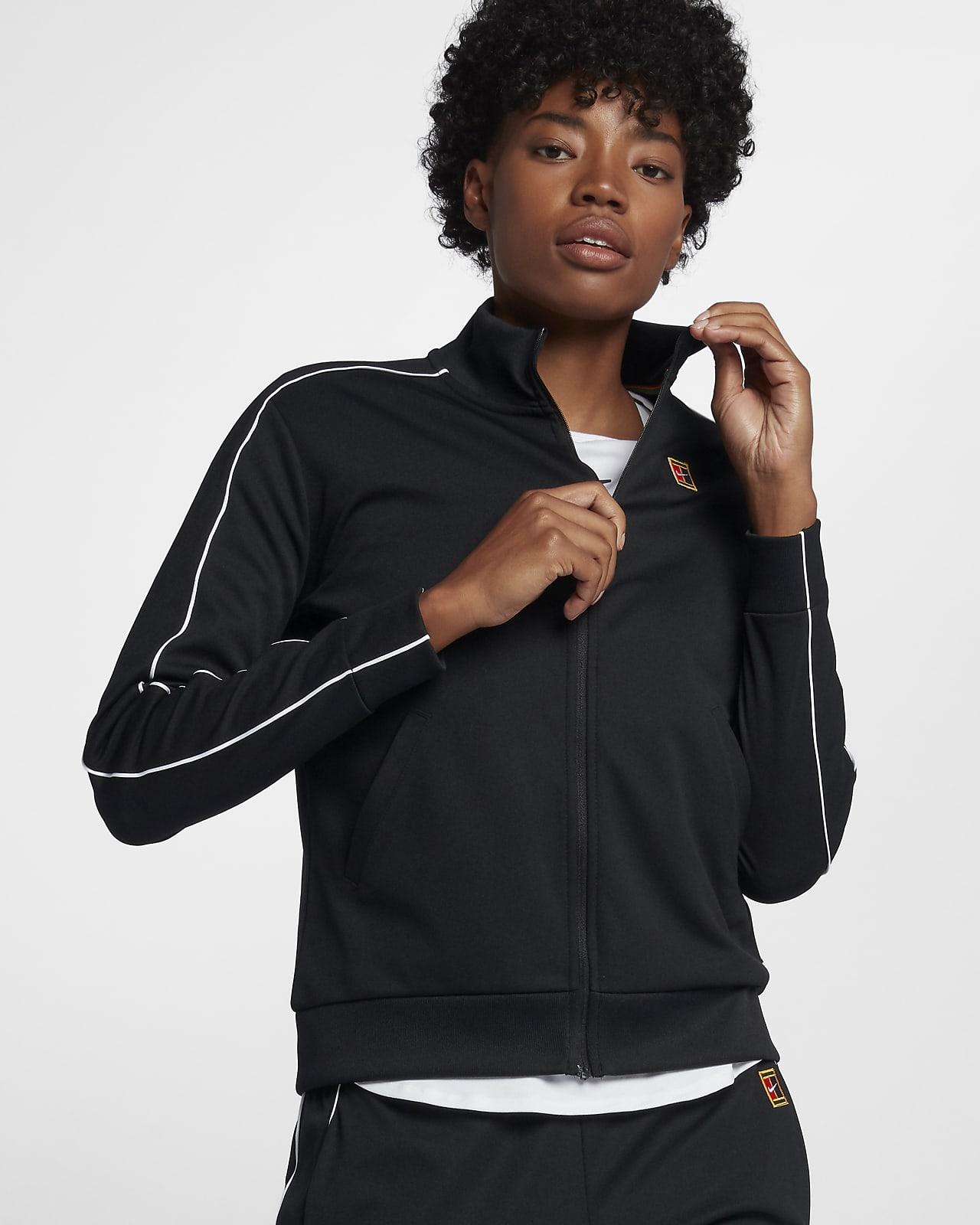 NikeCourt Tennisjack voor dames