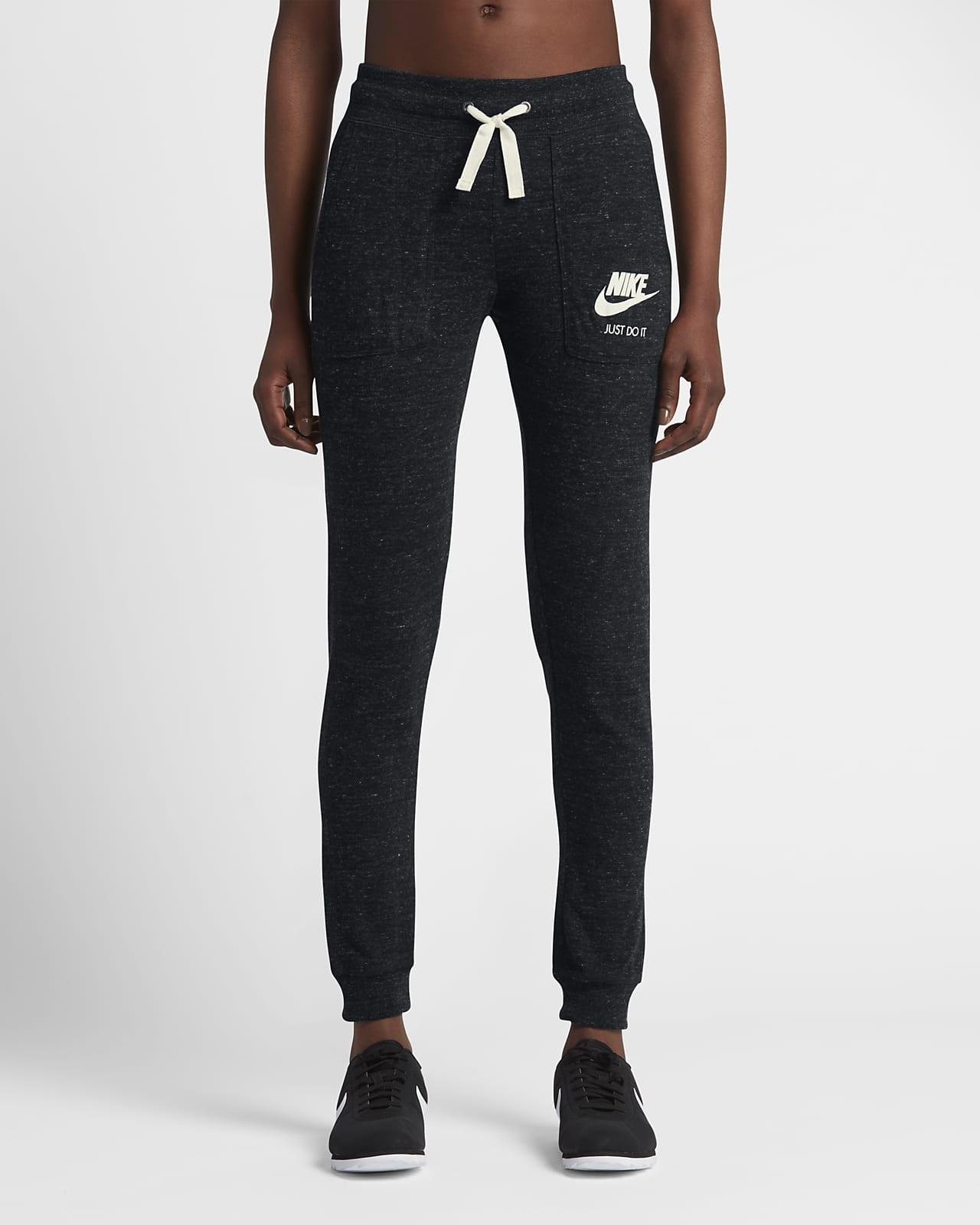 Pantalones Para Mujer Nike Sportswear Gym Vintage Nike Cl