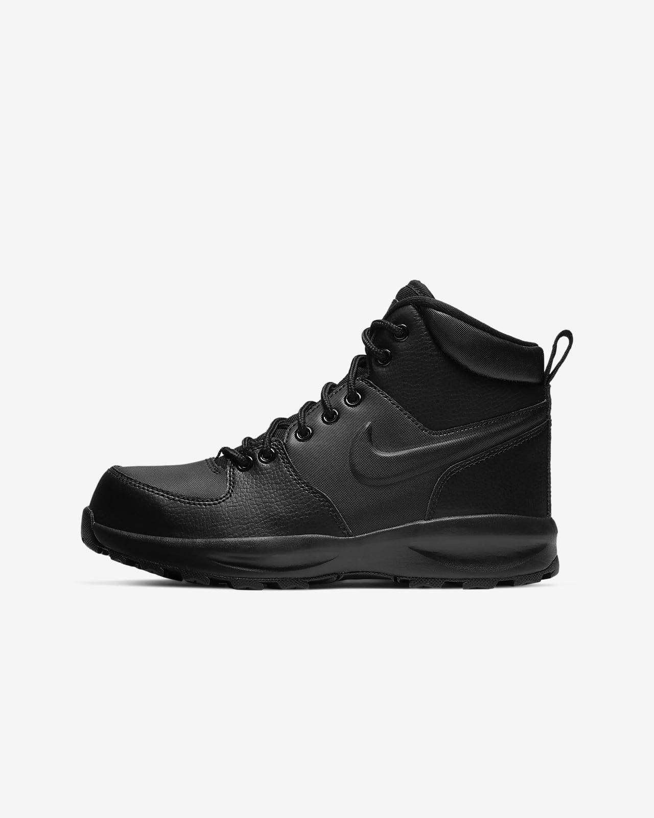 cada práctica hecho  Nike Manoa LTR Big Kids' Boot. Nike.com
