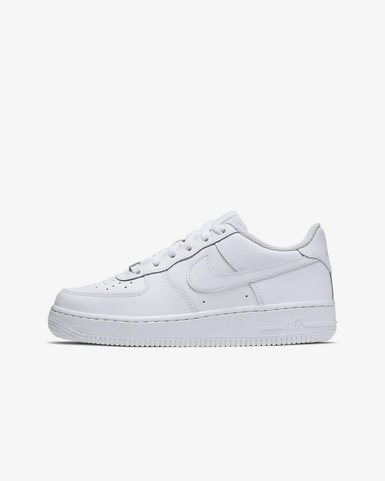 Nike Air Force 1 Older Kids' Shoe. Nike ID
