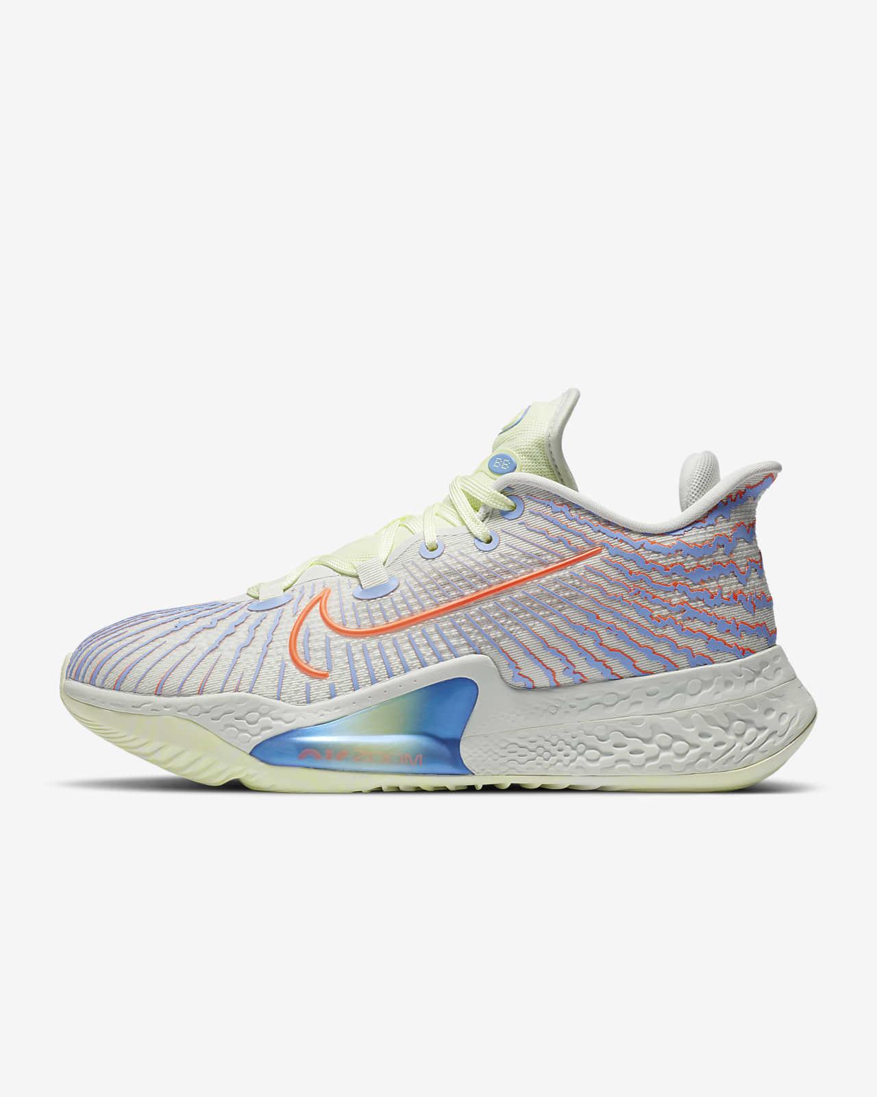 รองเท้าบาสเก็ตบอล Nike Air Zoom BB NXT