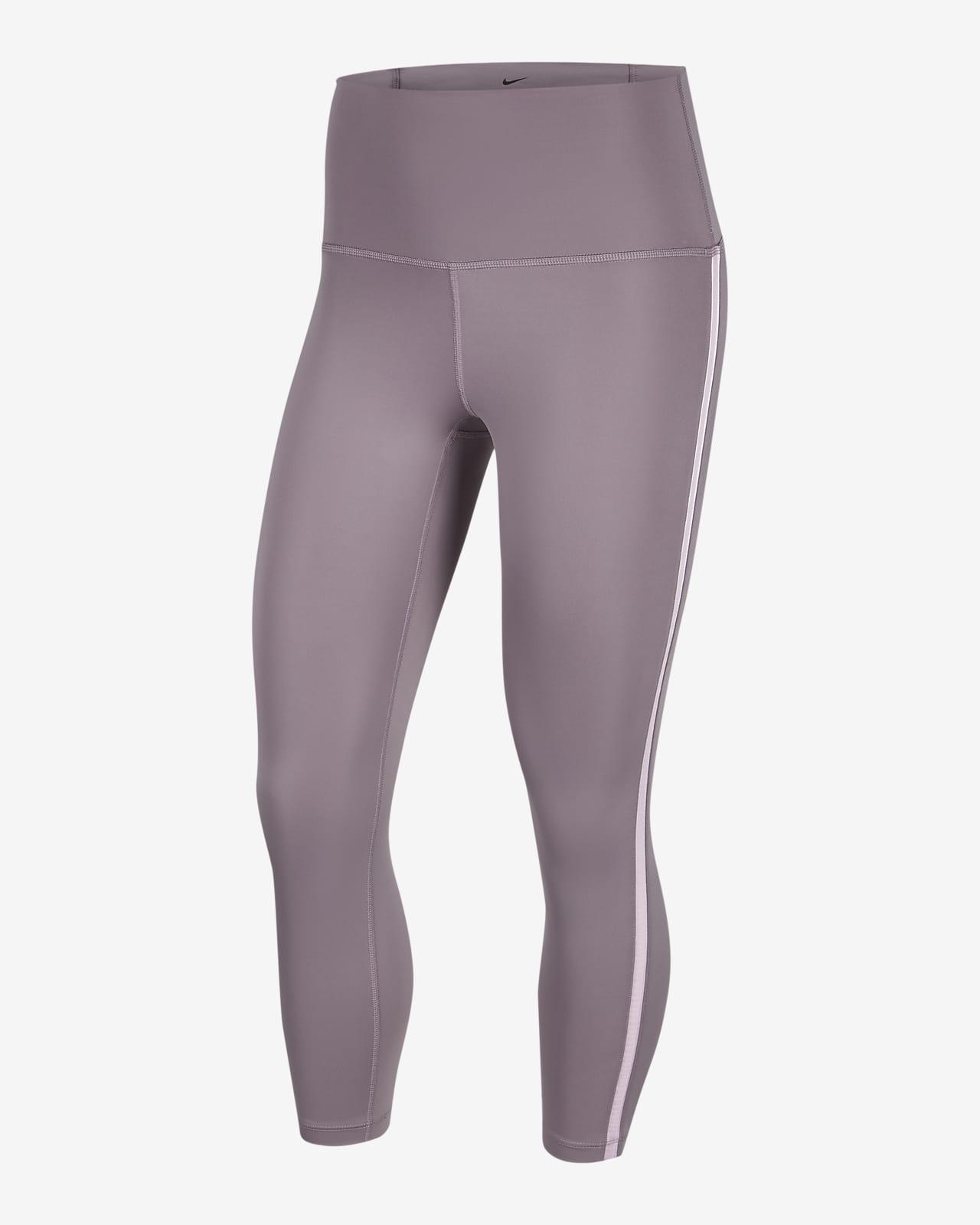 เลกกิ้ง Novelty เอวสูง 7/8 ส่วนผู้หญิง Nike Yoga