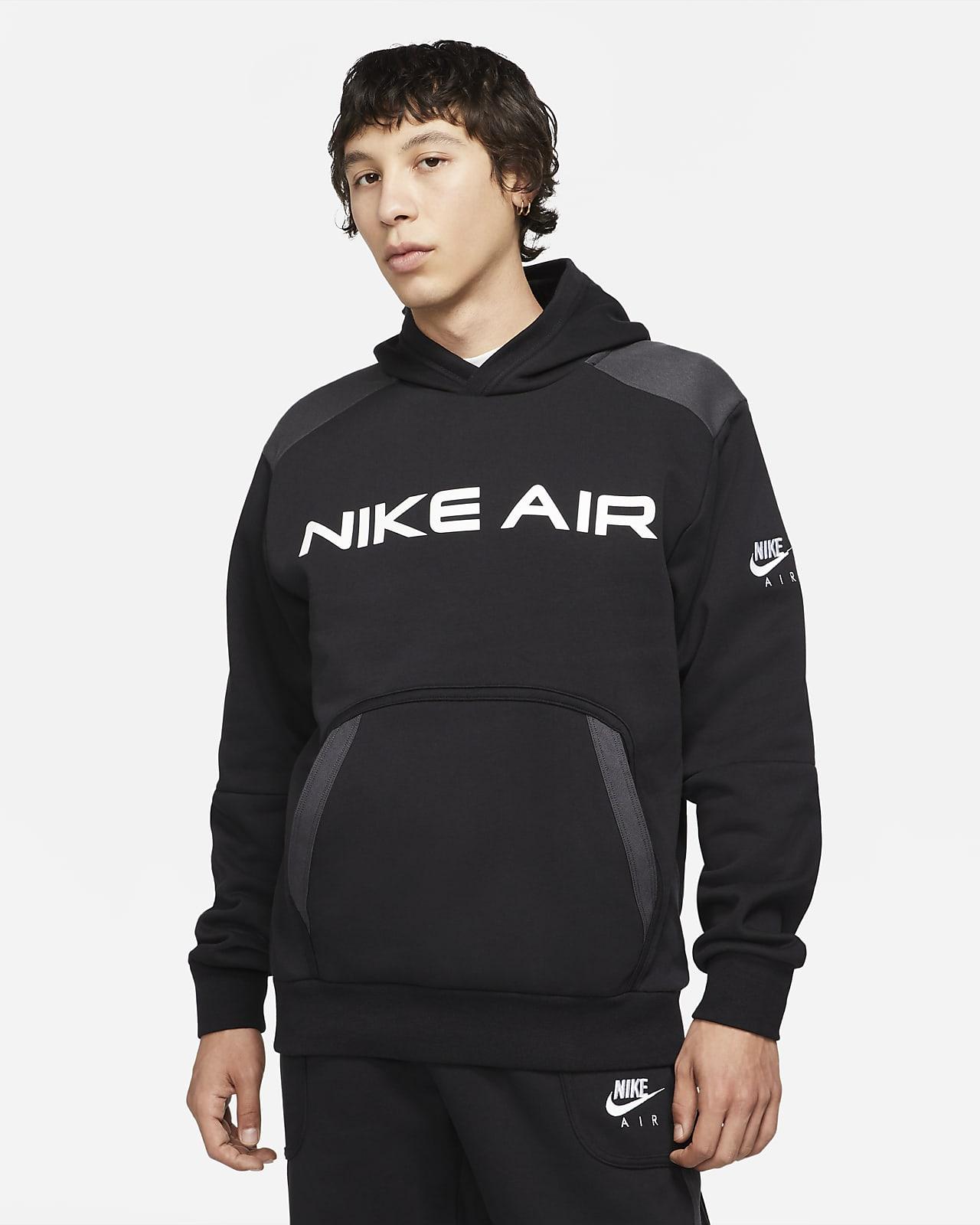 Sweat à capuche Nike Air Pullover Fleece pour Homme