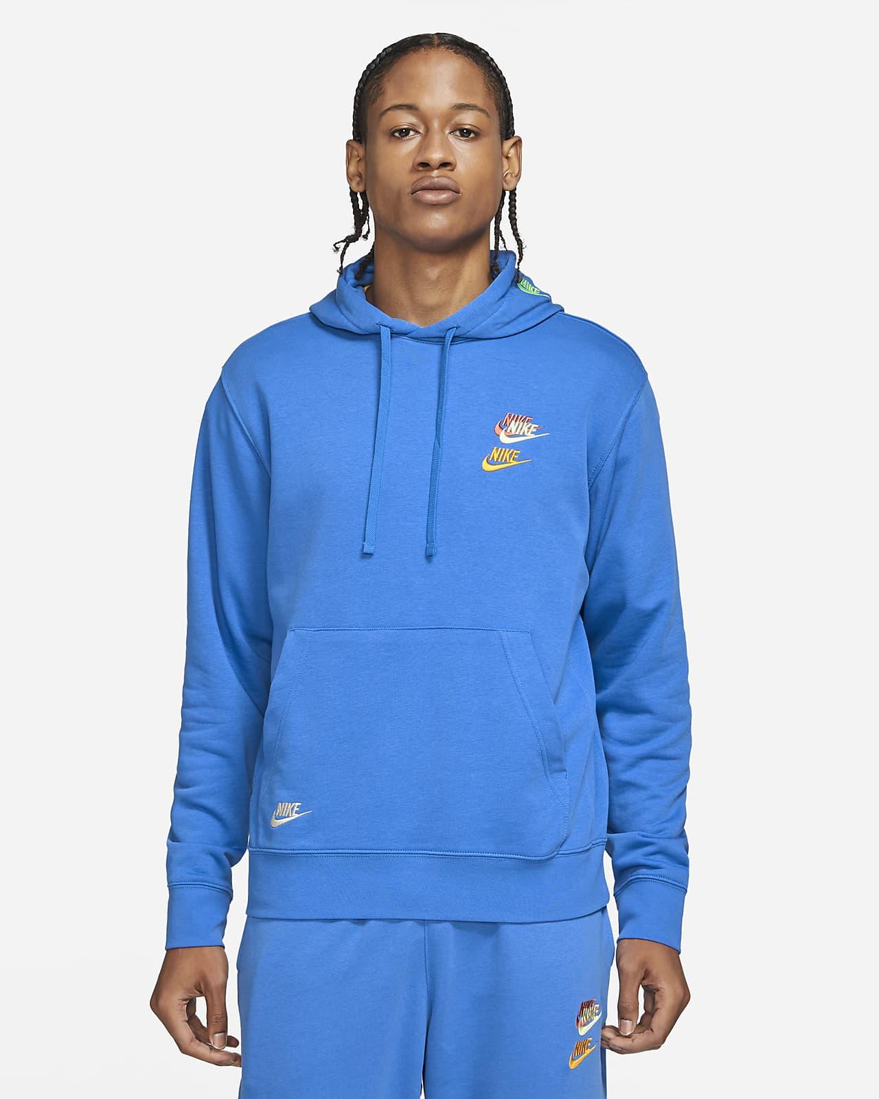 Nike Sportswear Essentials+ French-Terry-Hoodie für Herren