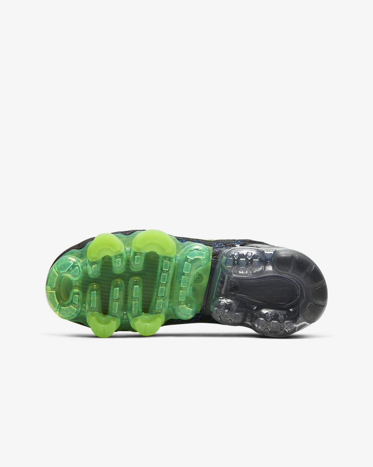Nike Air VaporMax Flyknit 3 Big Kids' Shoes. Nike.com