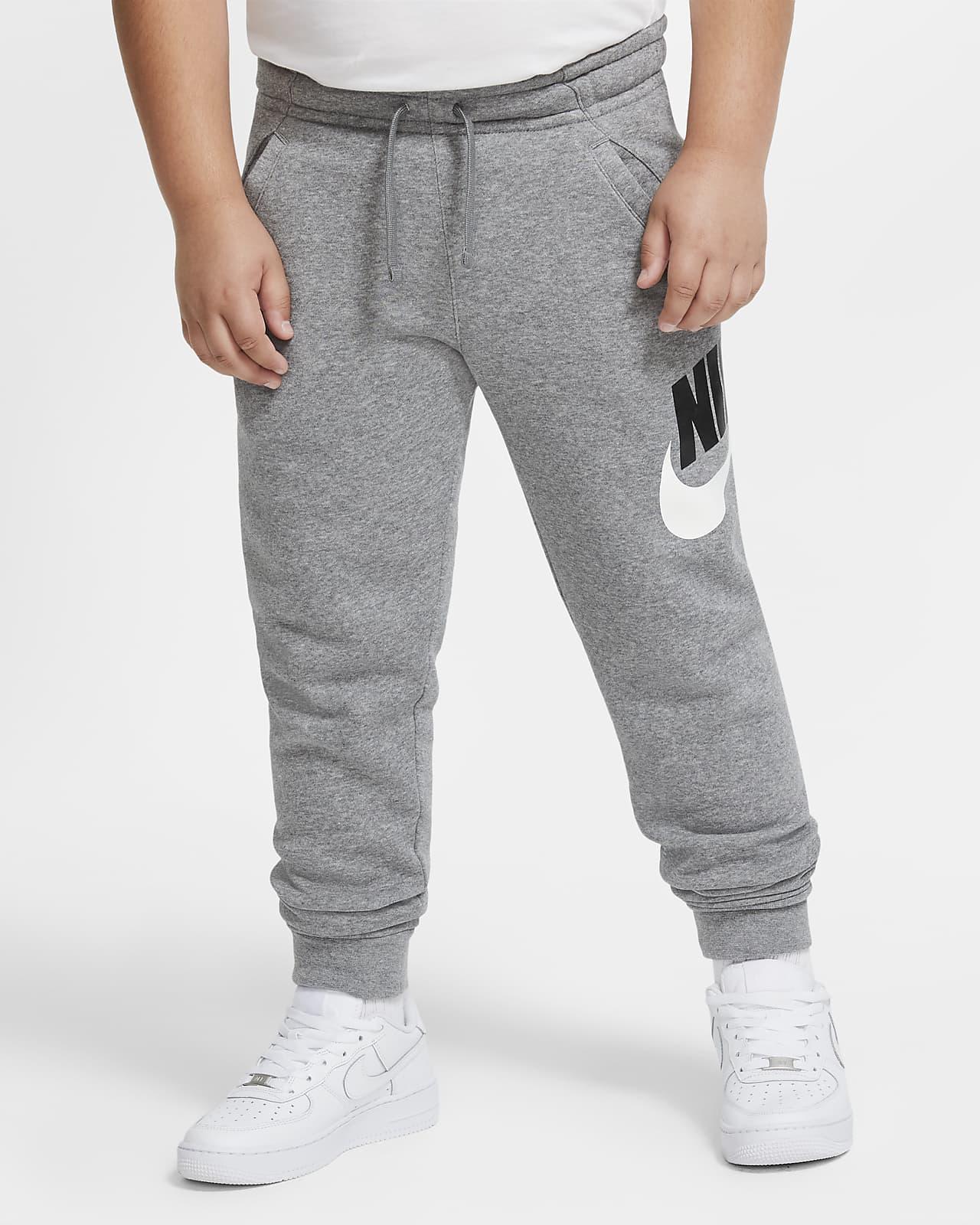Pantalones para niños talla grande Nike Sportswear Club Fleece (talla extendida)