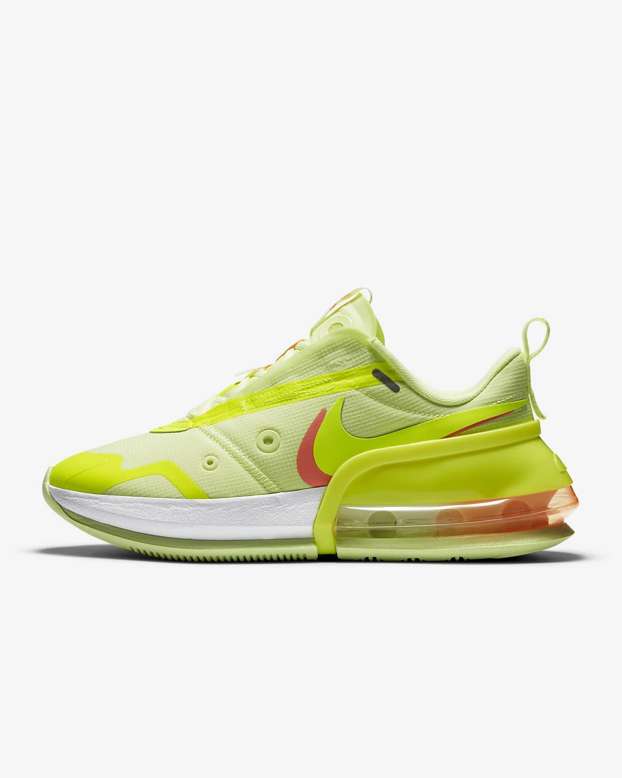 zapatos amarillo nike