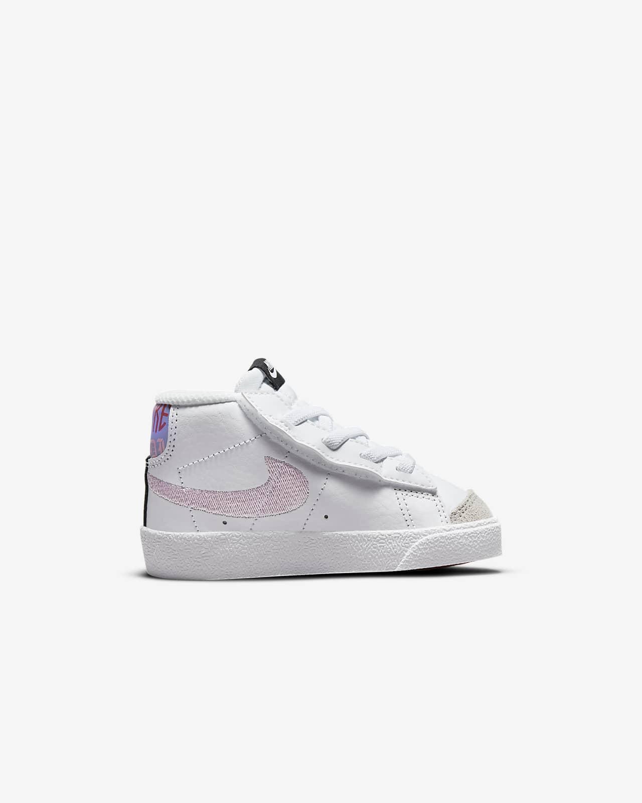 Chaussure Nike Blazer Mid '77 SE pour Bébé et Petit enfant. Nike LU