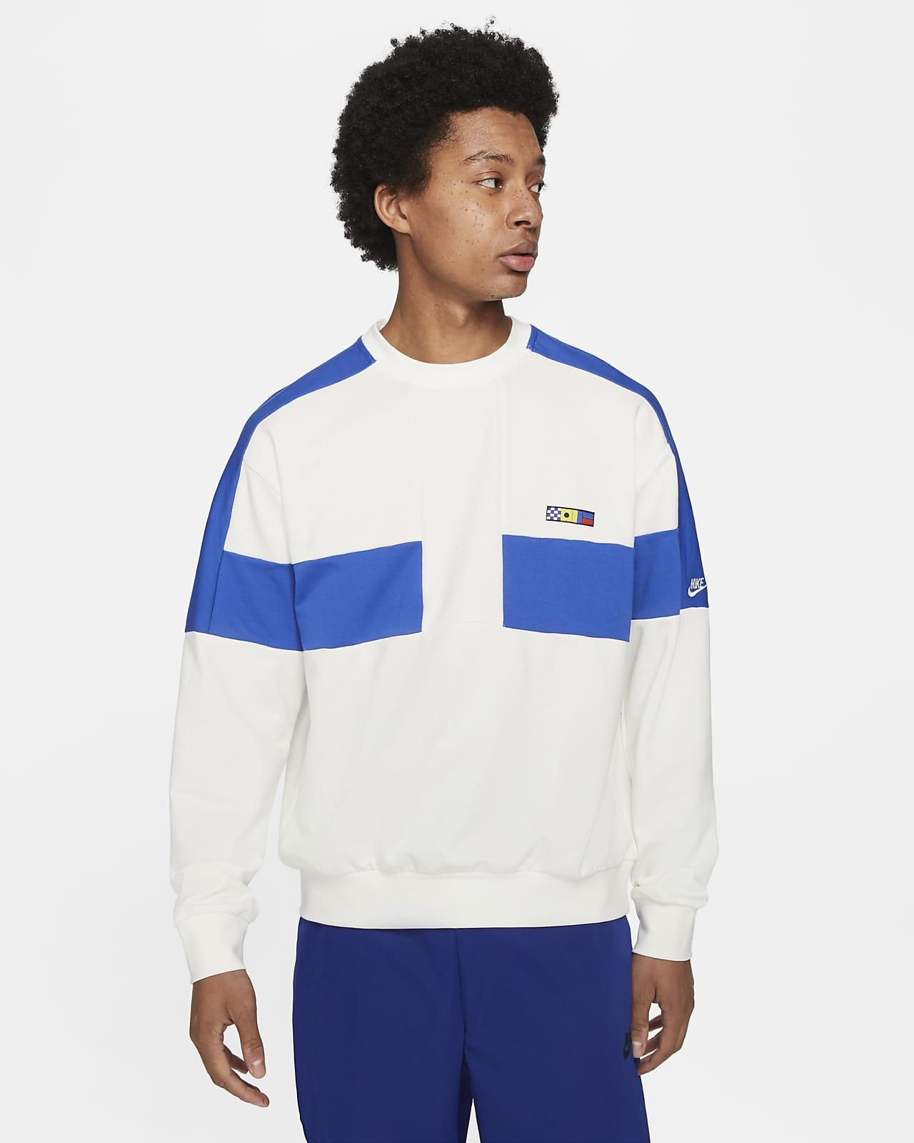 Nike Sportswear Reissue Men's French Terry Crew