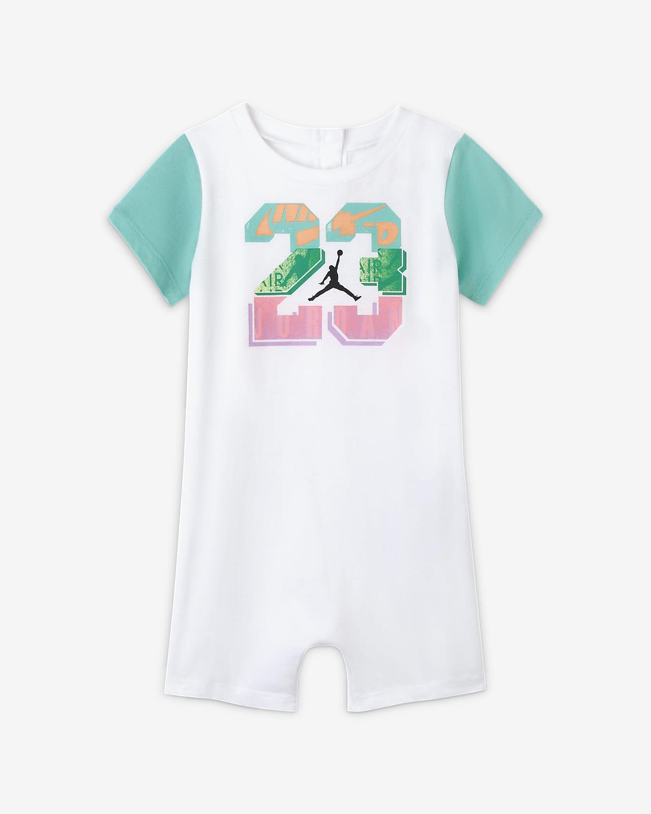 Jordan Baby (12-24M) Romper