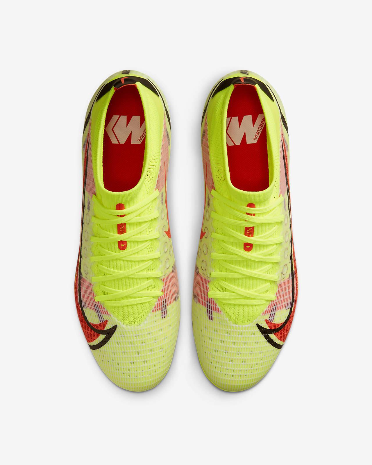 Chaussure de football à crampons pour terrain sec Nike Mercurial ...