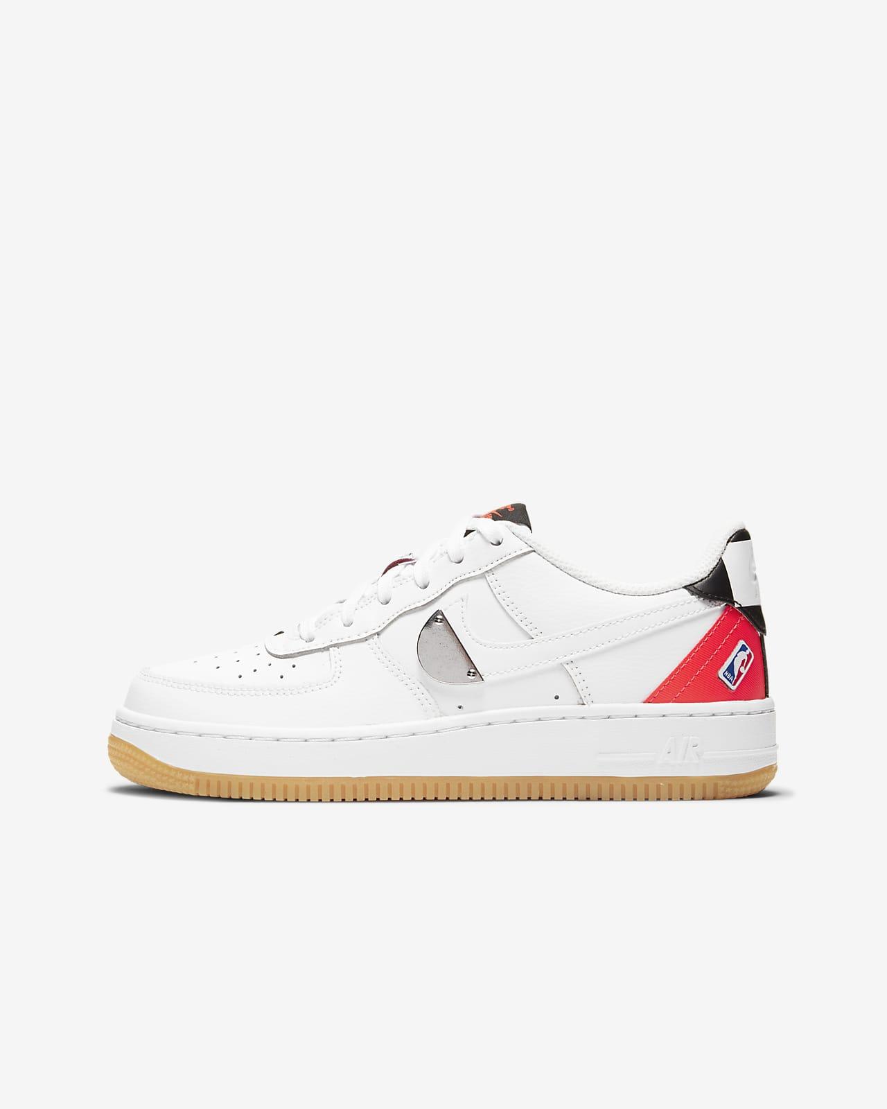 Кроссовки для школьников Nike Air Force 1 LV8 1