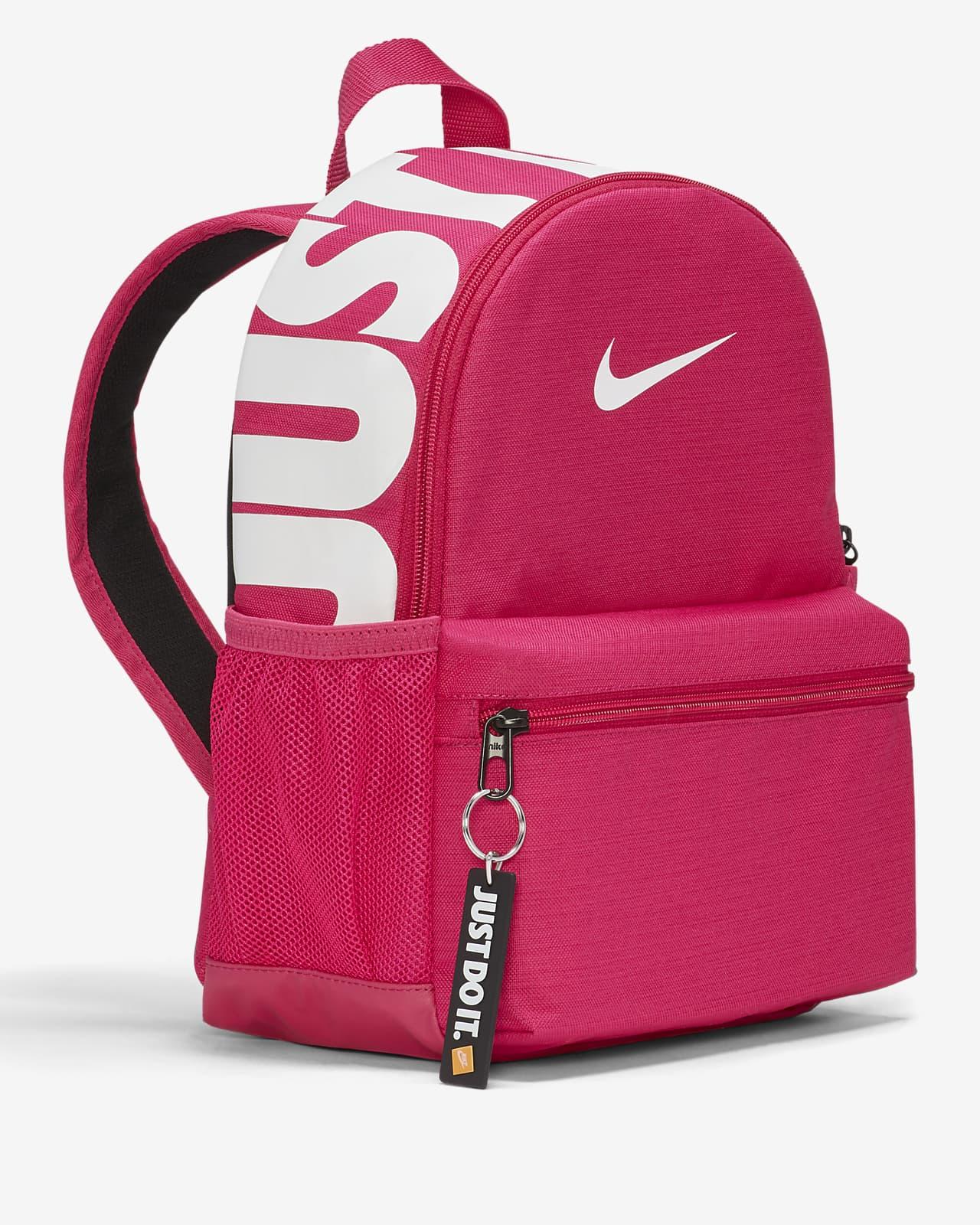 Premonición grabadora Bienvenido  Mochila para niños Nike Brasilia JDI (pequeña). Nike CL