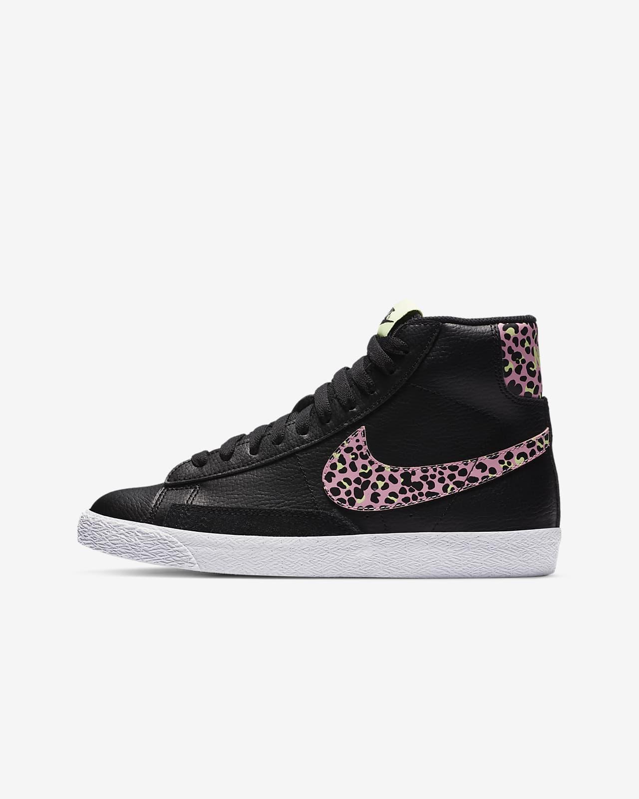 Nike Blazer Mid Older Kids' Shoe