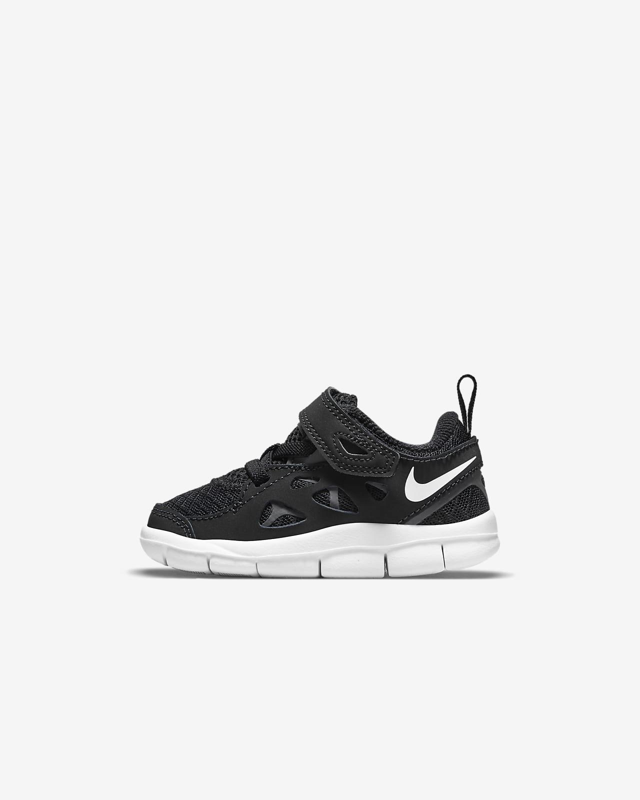 Nike Free Run 2 Schuh für Babys und Kleinkinder