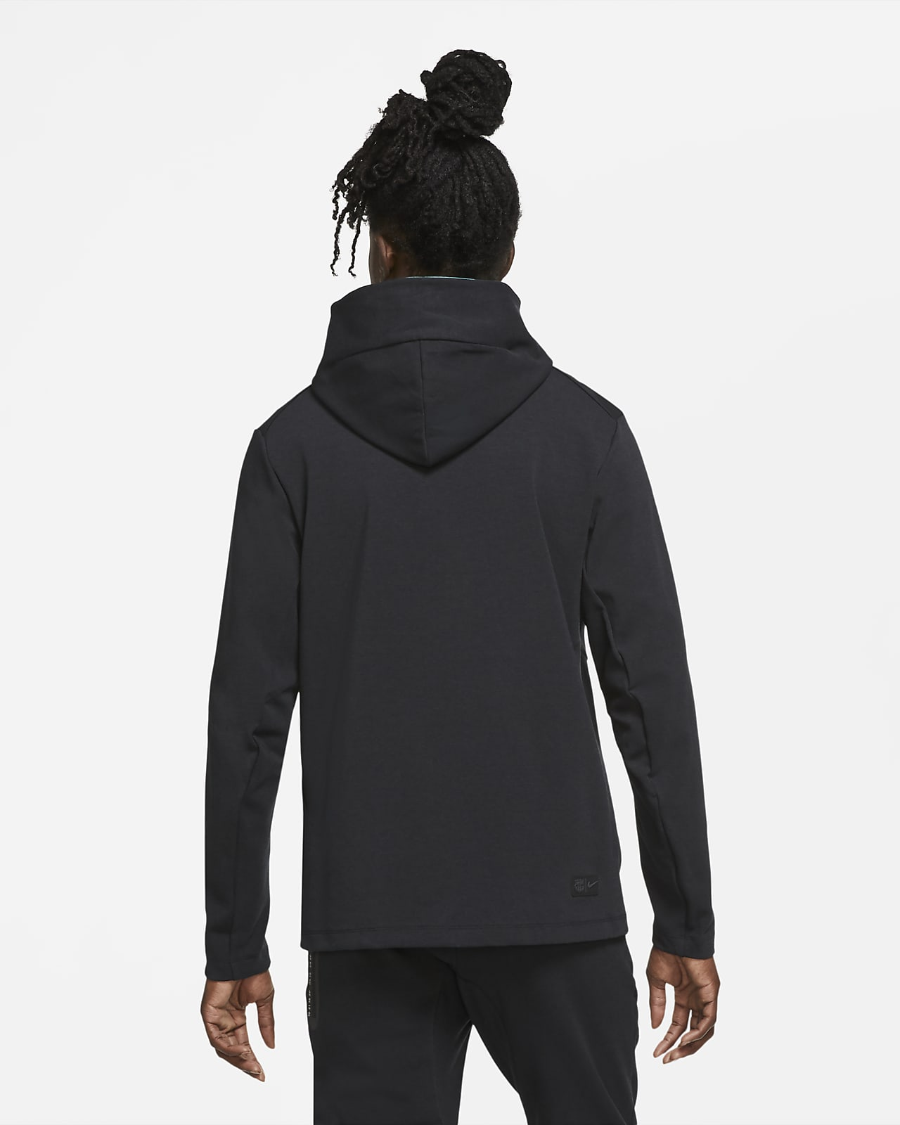 fc barcelona tech pack men s full zip hoodie nike com fc barcelona tech pack men s full zip hoodie