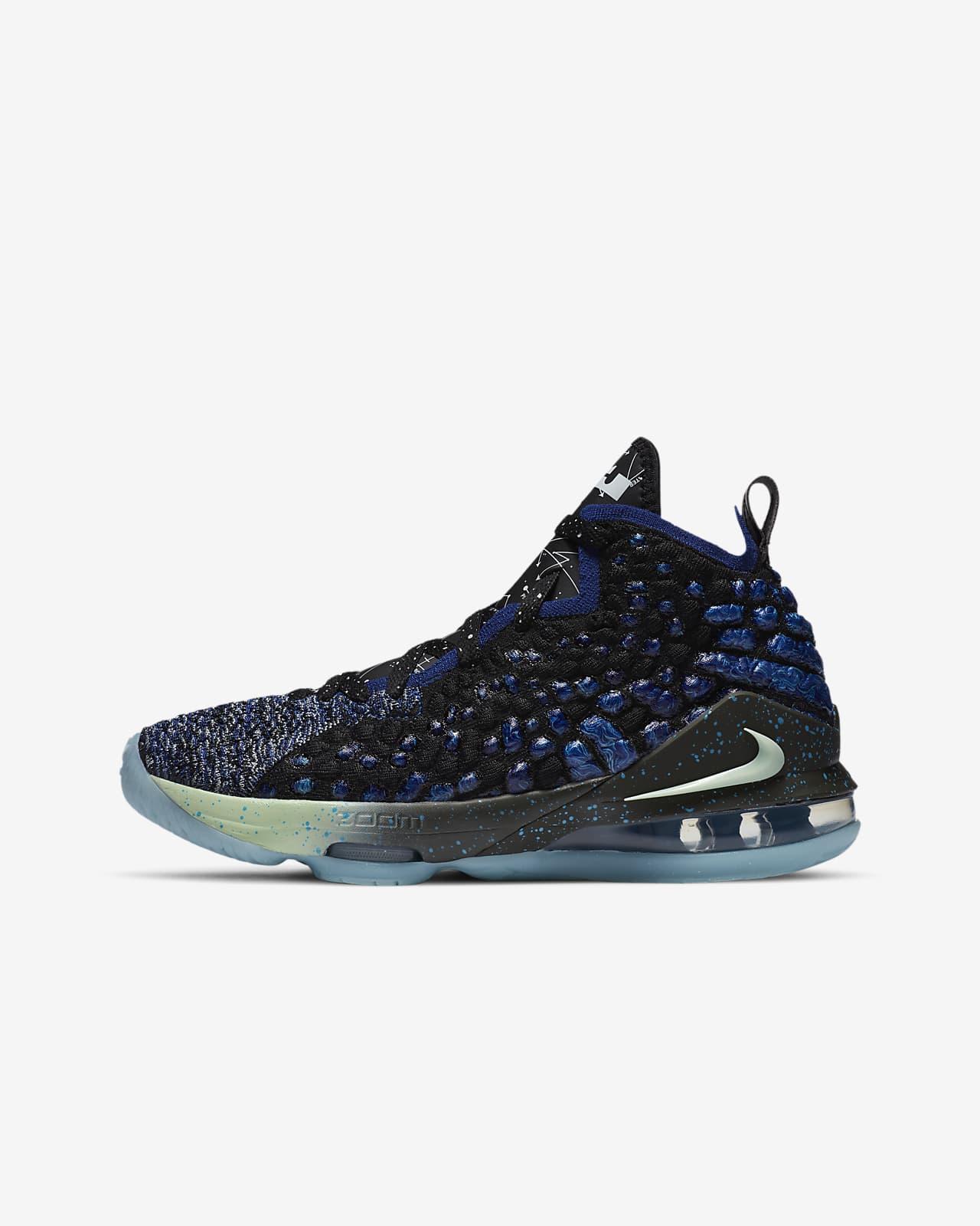 LeBron 17 大童籃球鞋