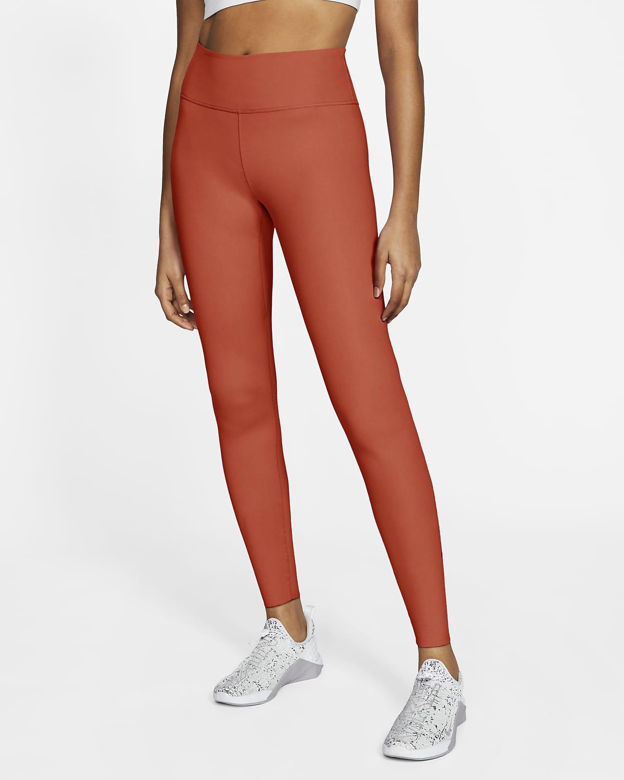 Tights de cintura normal Nike One Luxe para mulher
